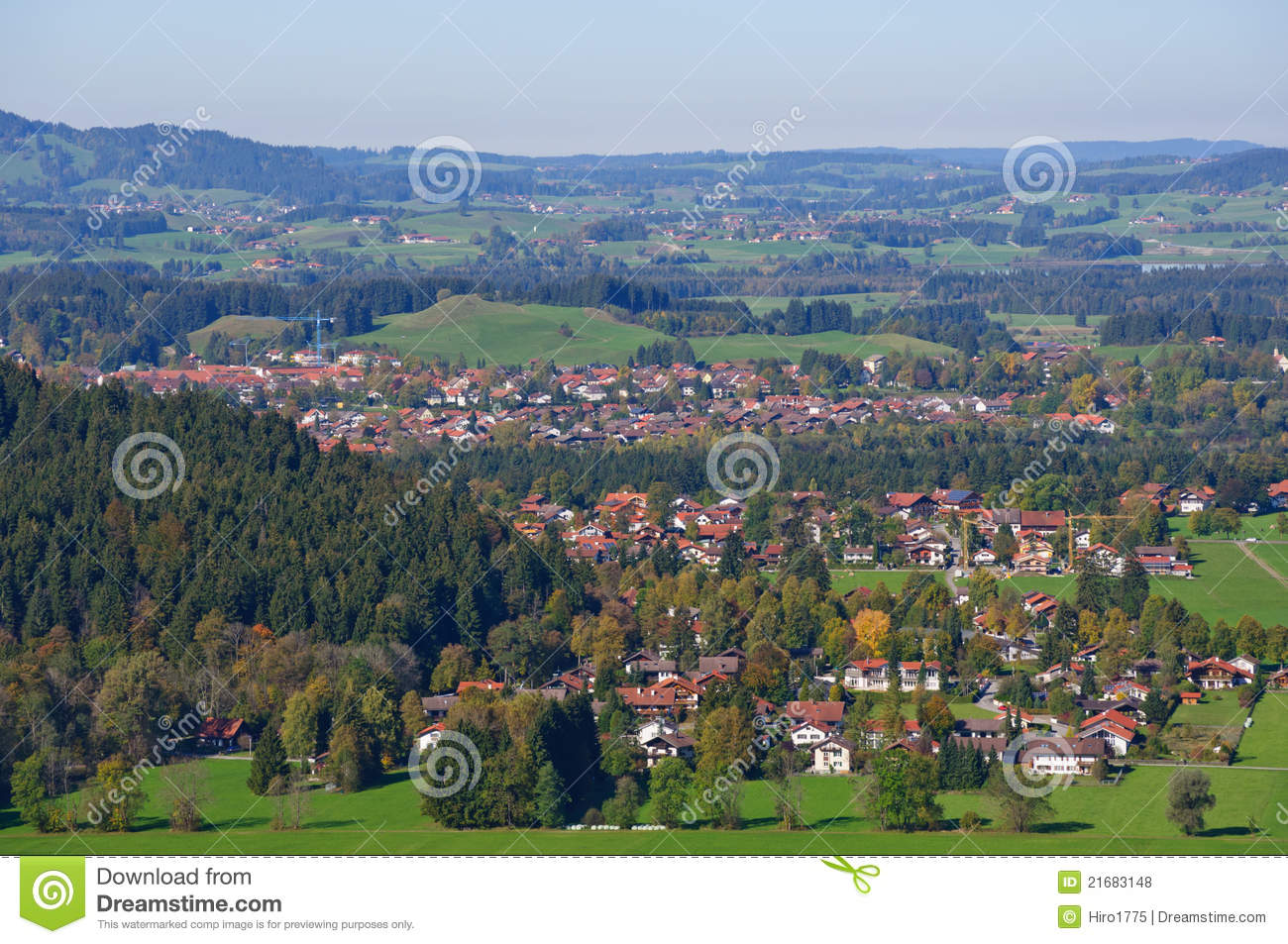 Fussen Germany  City new picture : Fussen, Germany Royalty Free Stock Photos Image: 21683148
