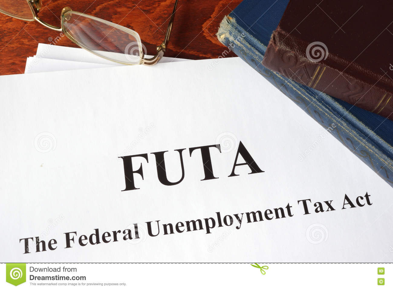 Futa Pictures for futa federal unemployment tax act stock image - image of health