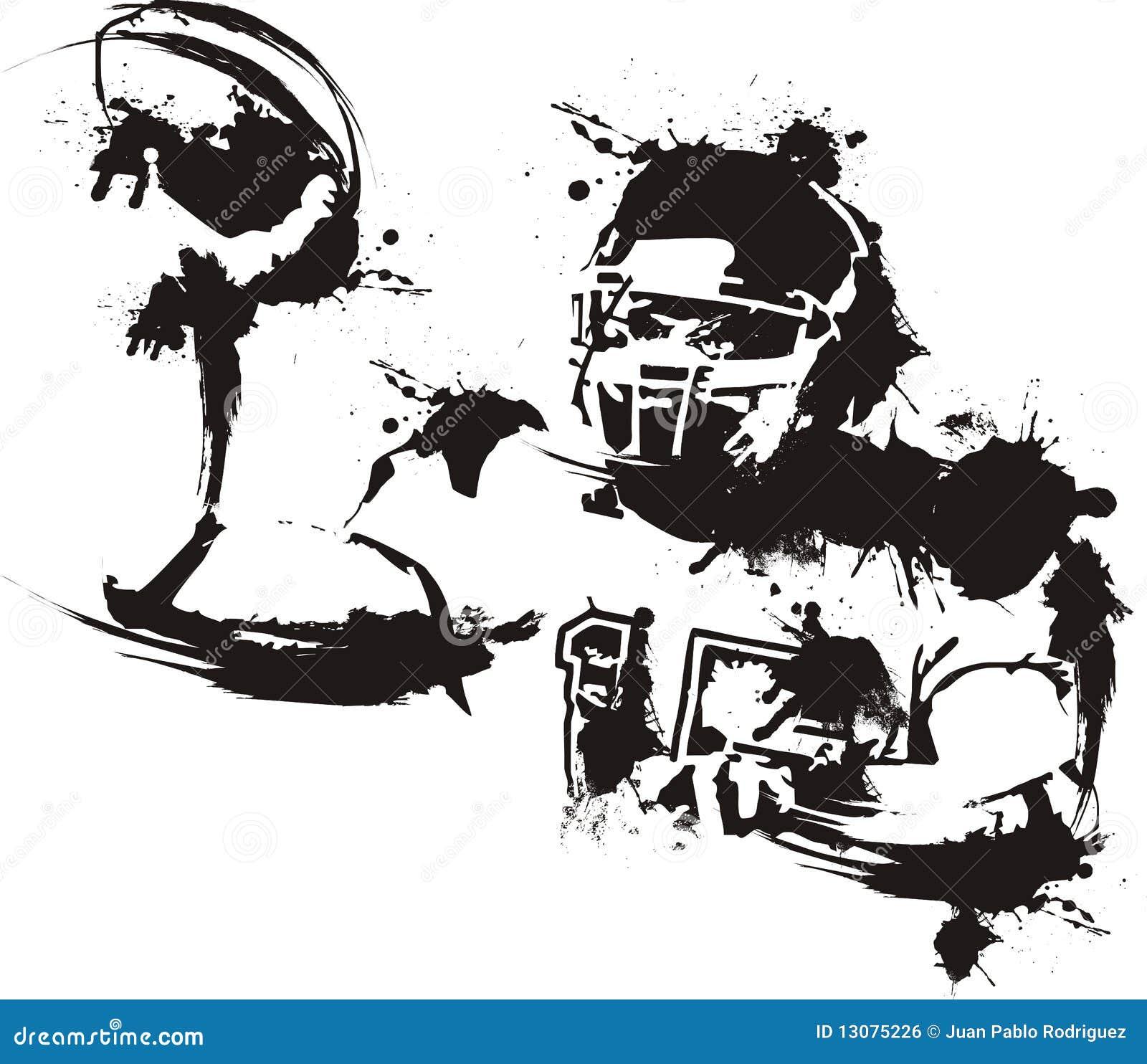 Futball μελάνι
