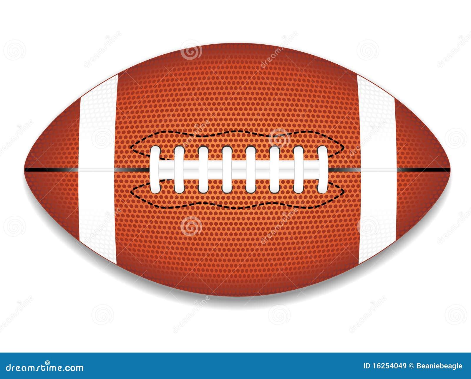 Futbol amerykański ikona nfl