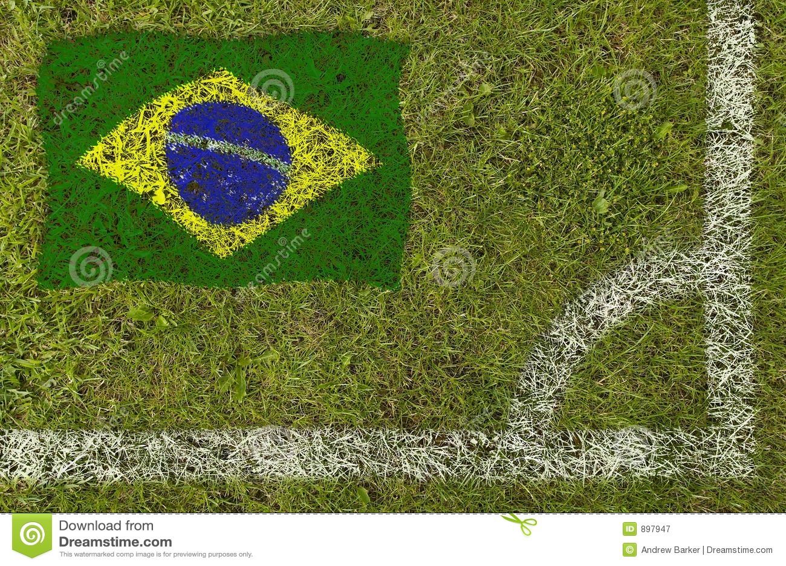 Futbol bandery
