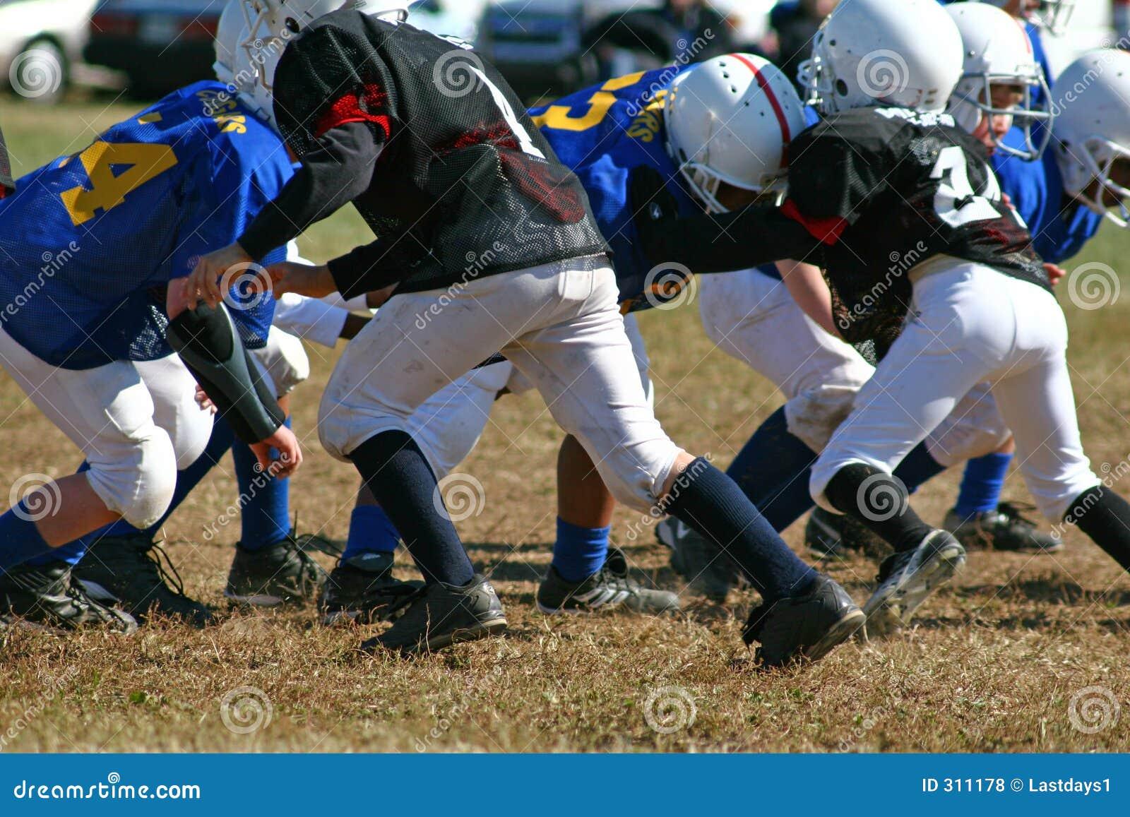 Futbol pee wee
