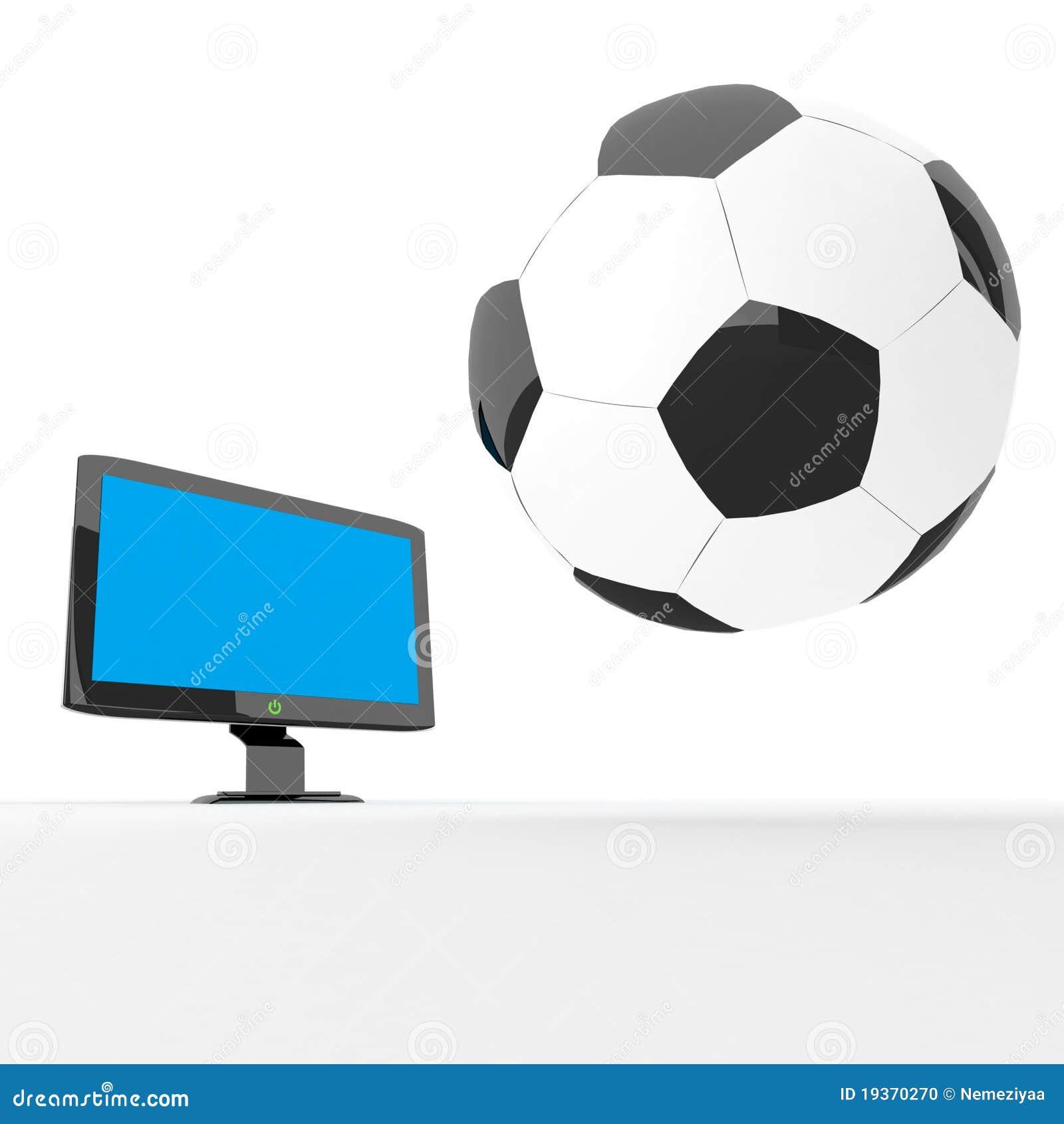 Futebol da tevê