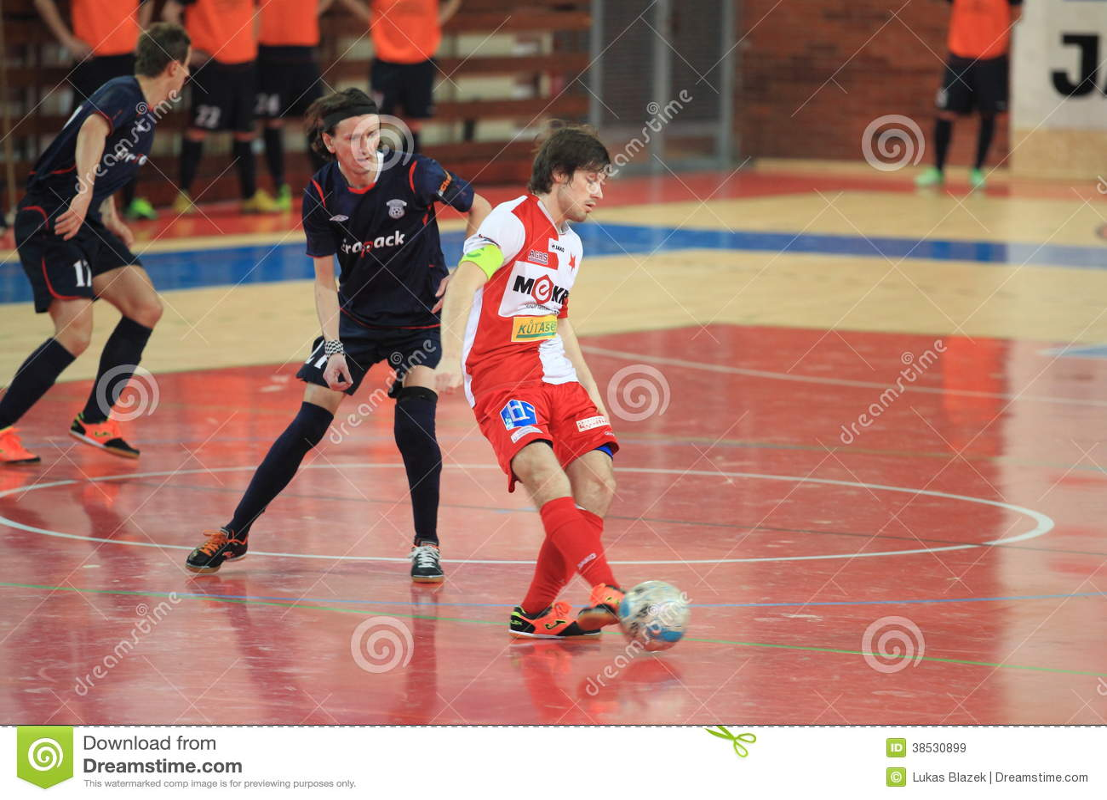 Futsal - Petr Oliva και φοράδες της Michal
