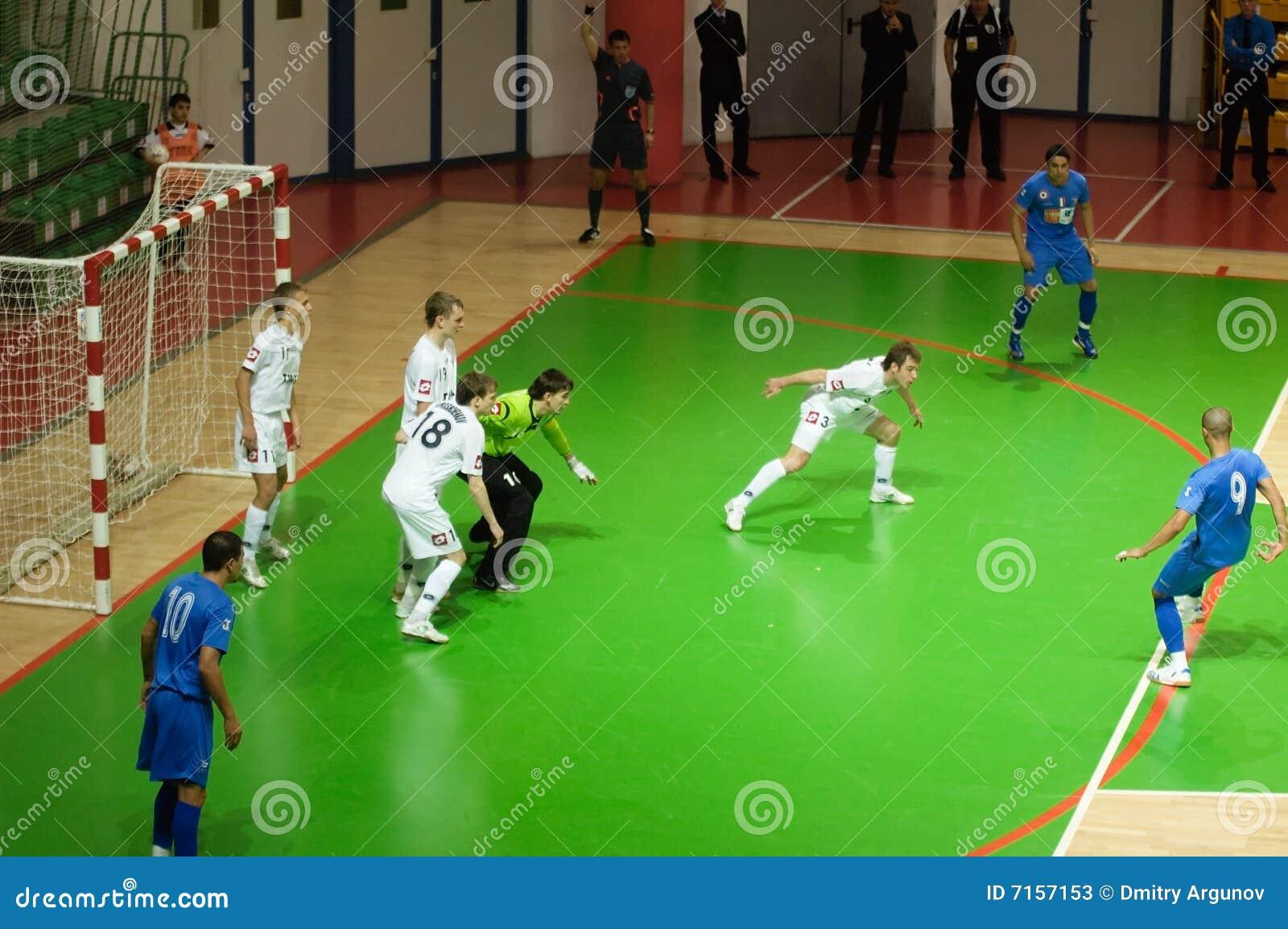 Futsal UEFA φλυτζανιών του 2009 του 2008