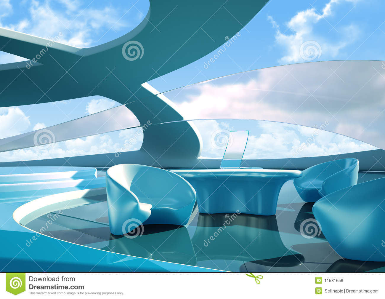 Futur int rieur image libre de droits image 11581656 for Futur interieur