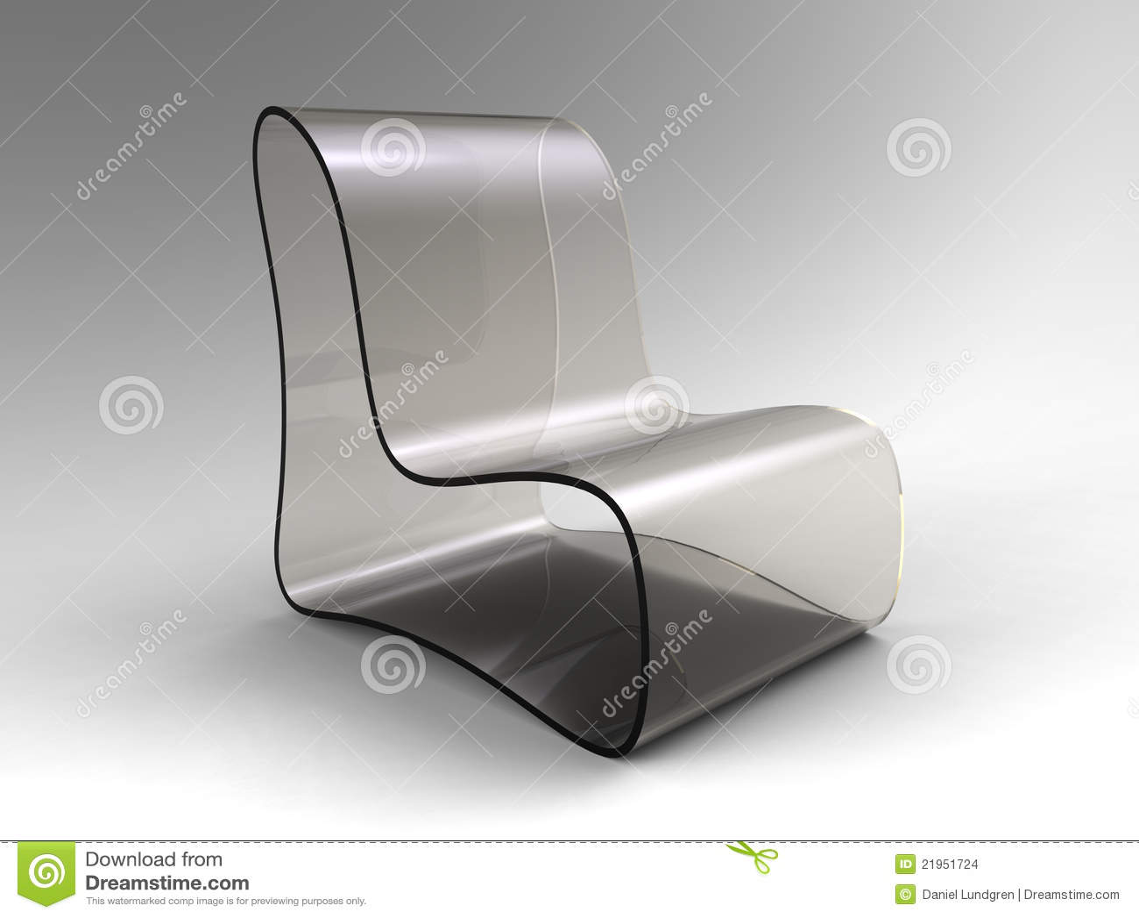 Future Chair Stock Illustration Illustration Of Leisure