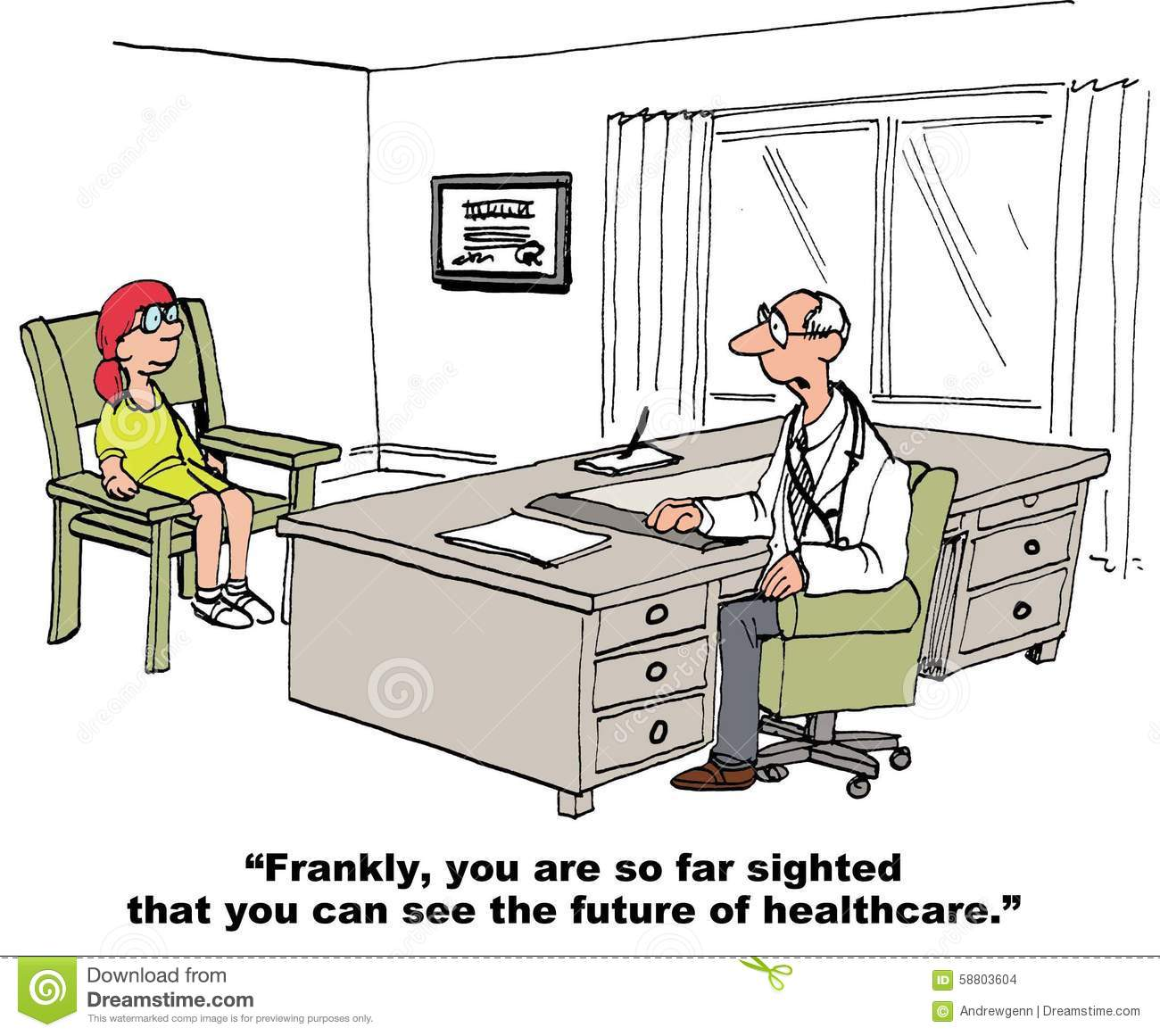 the future of healthcare in the Innovative thinkers in healthcare predict the future of care delivery it's 2025 do you know what your profession looks like try to imagine how the practice of.