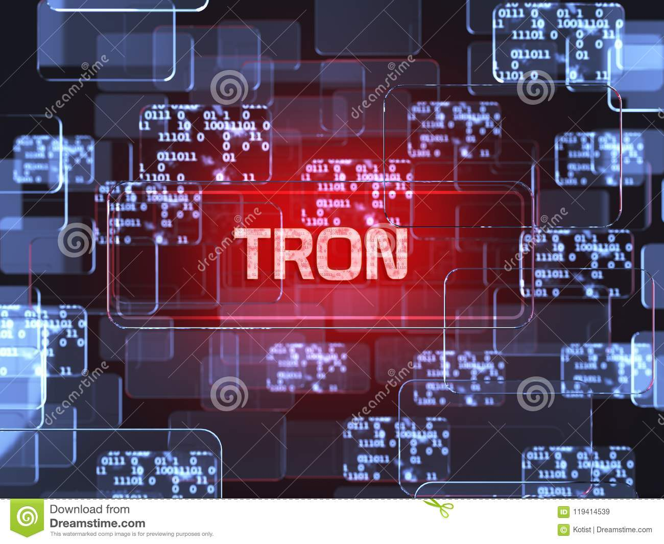 Cryptocurrency Tron