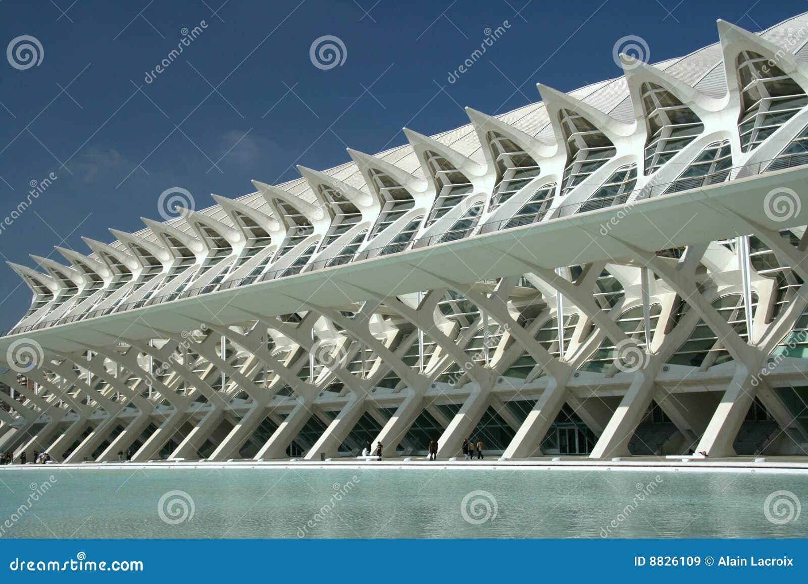 Futuristic Architecture Editorial Stock Image - Image: 8826109