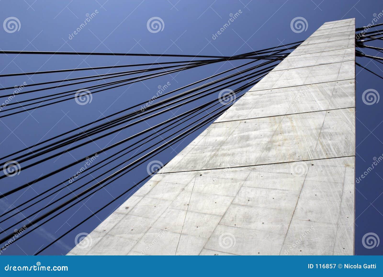 Download Futuristic bridge stock image. Image of futuristic, bridge - 116857