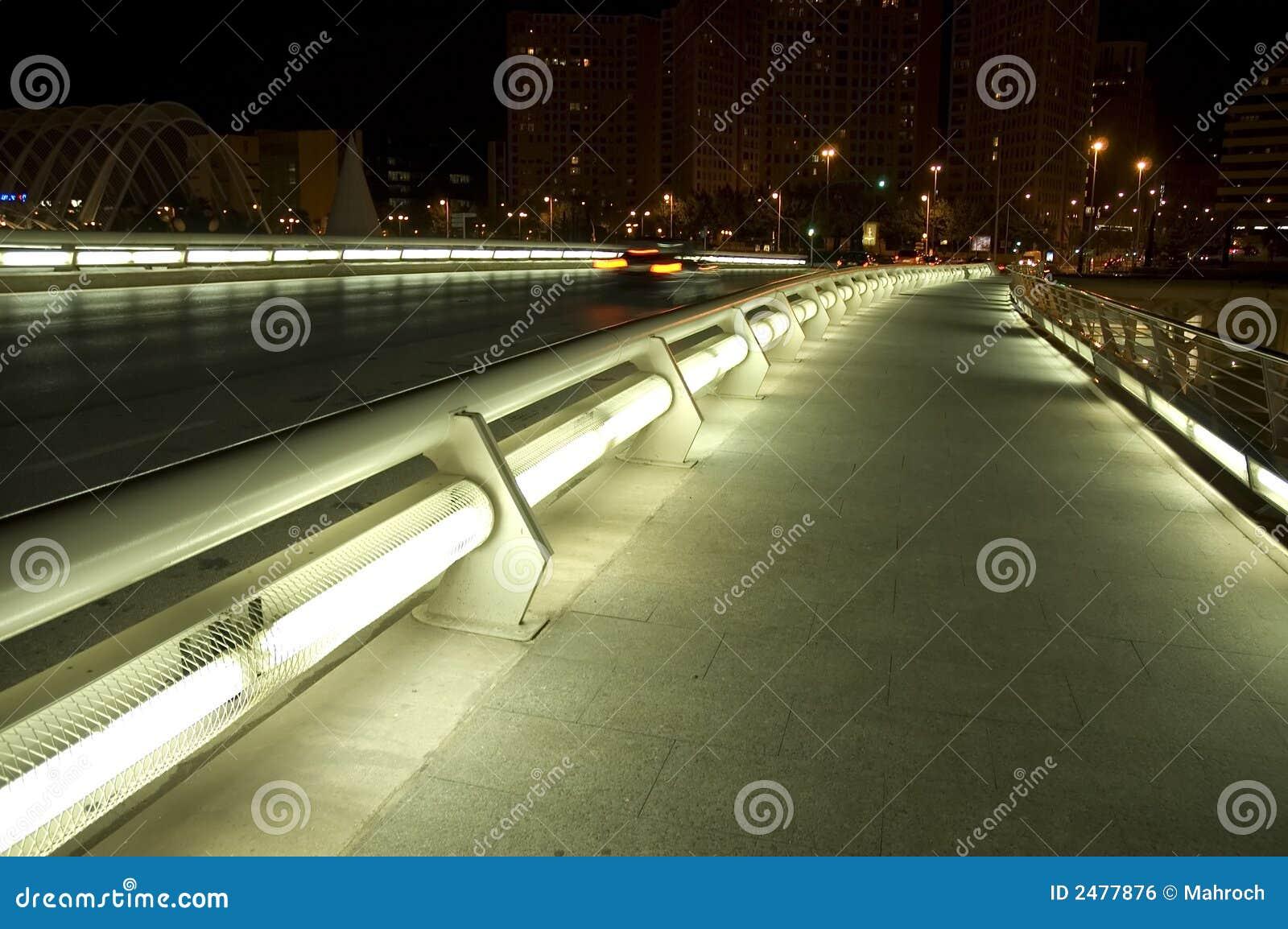 Futuristic Bridge Editorial Photo Image 2477876