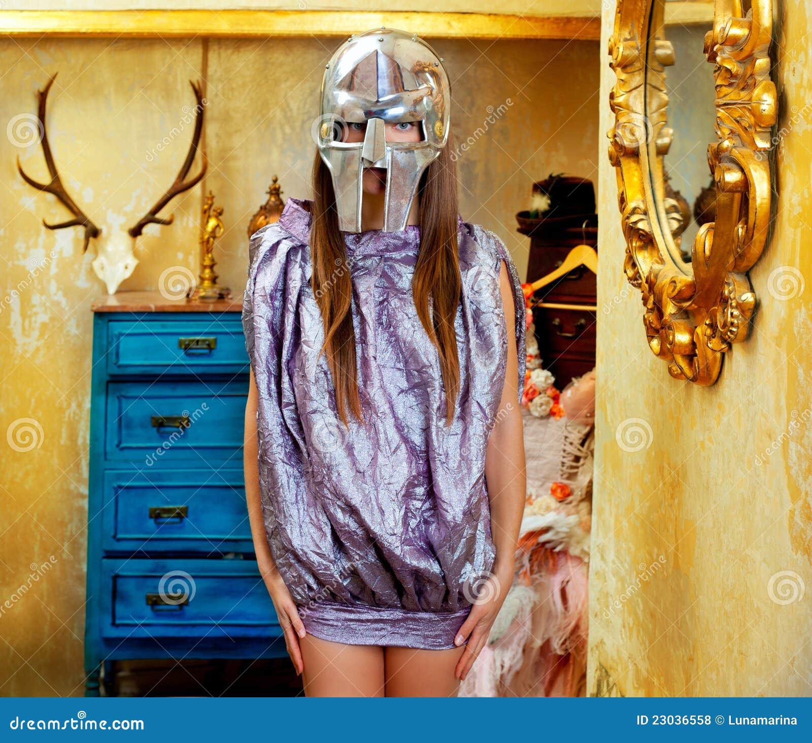 futuristic fashion in retro grunge home royalty free