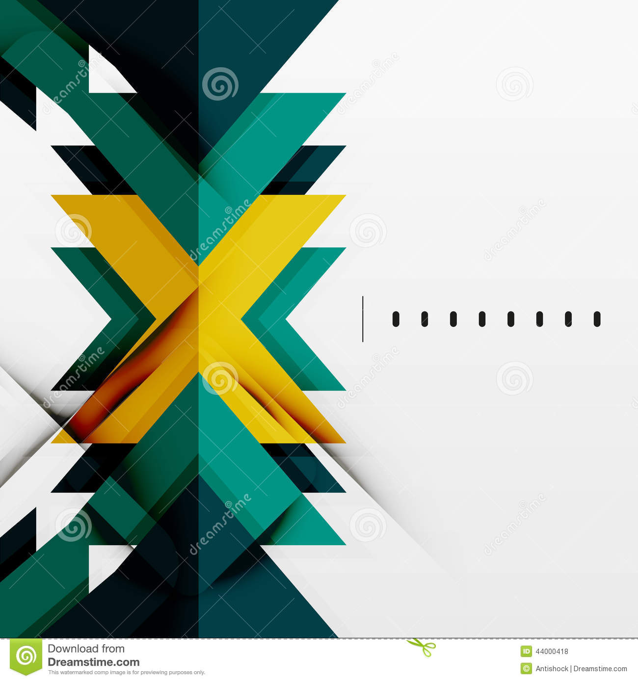 abstract background design futuristic geometric minimal shapes ...