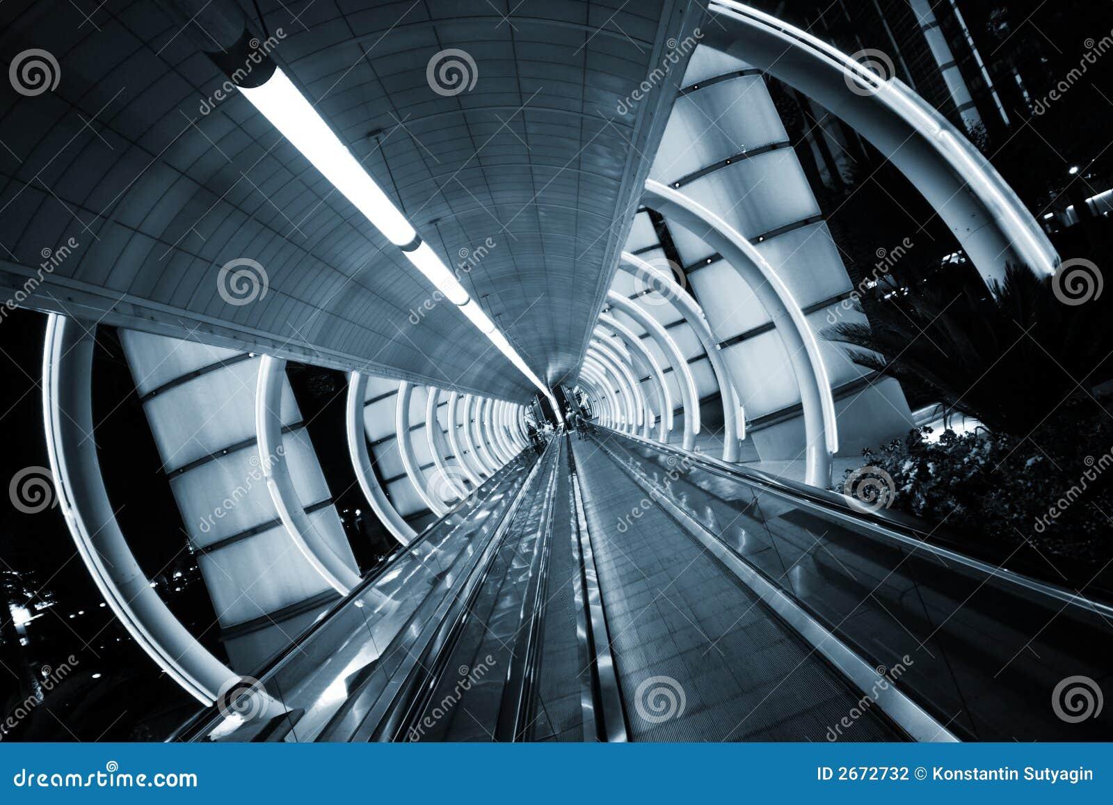 Futuristische architektur stockfoto bild von kurven modern 2672732 - Futuristische architektur ...