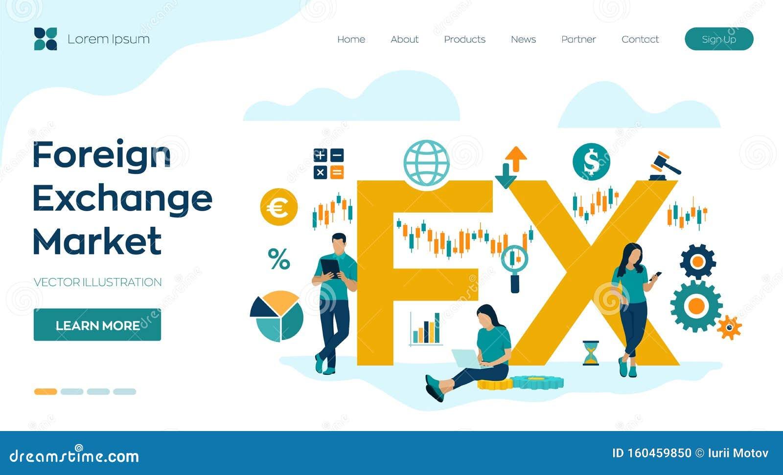 foreign exchange market come vendere criptovaluta per contanti
