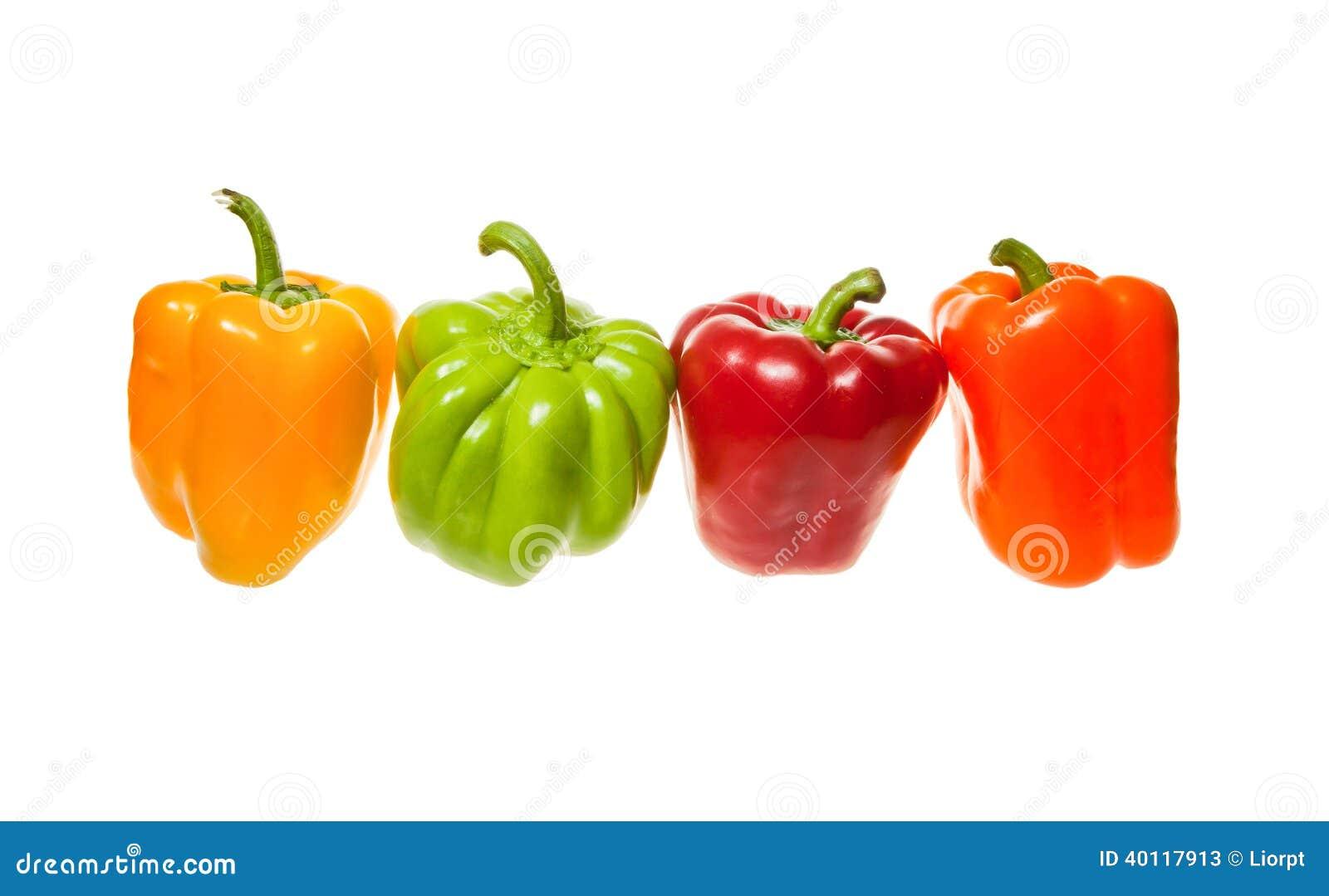 Fyra spanska peppar