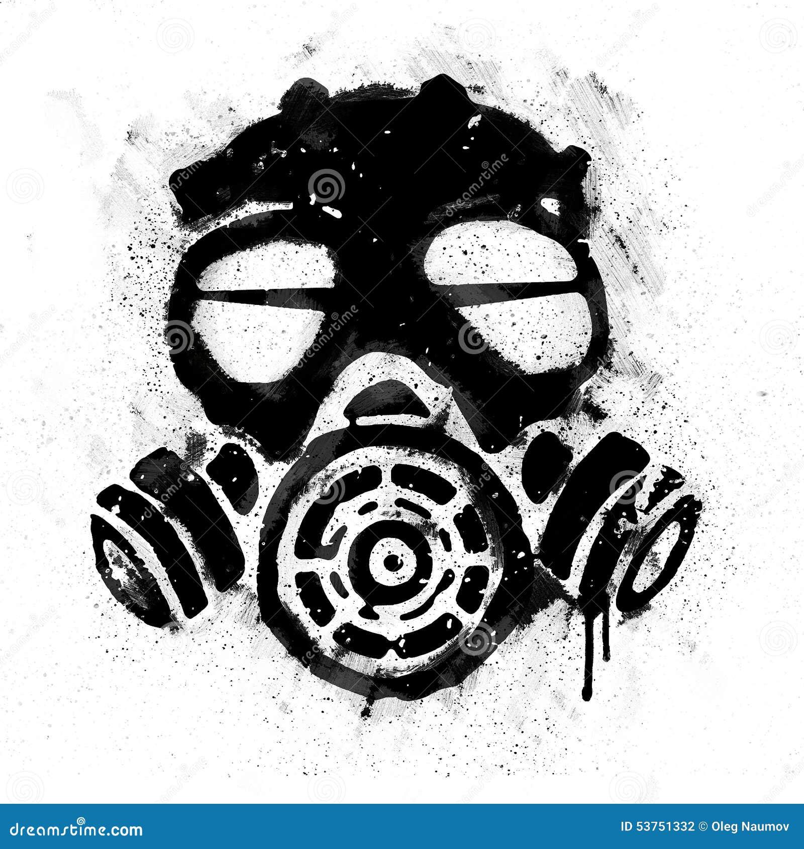 Gás mask