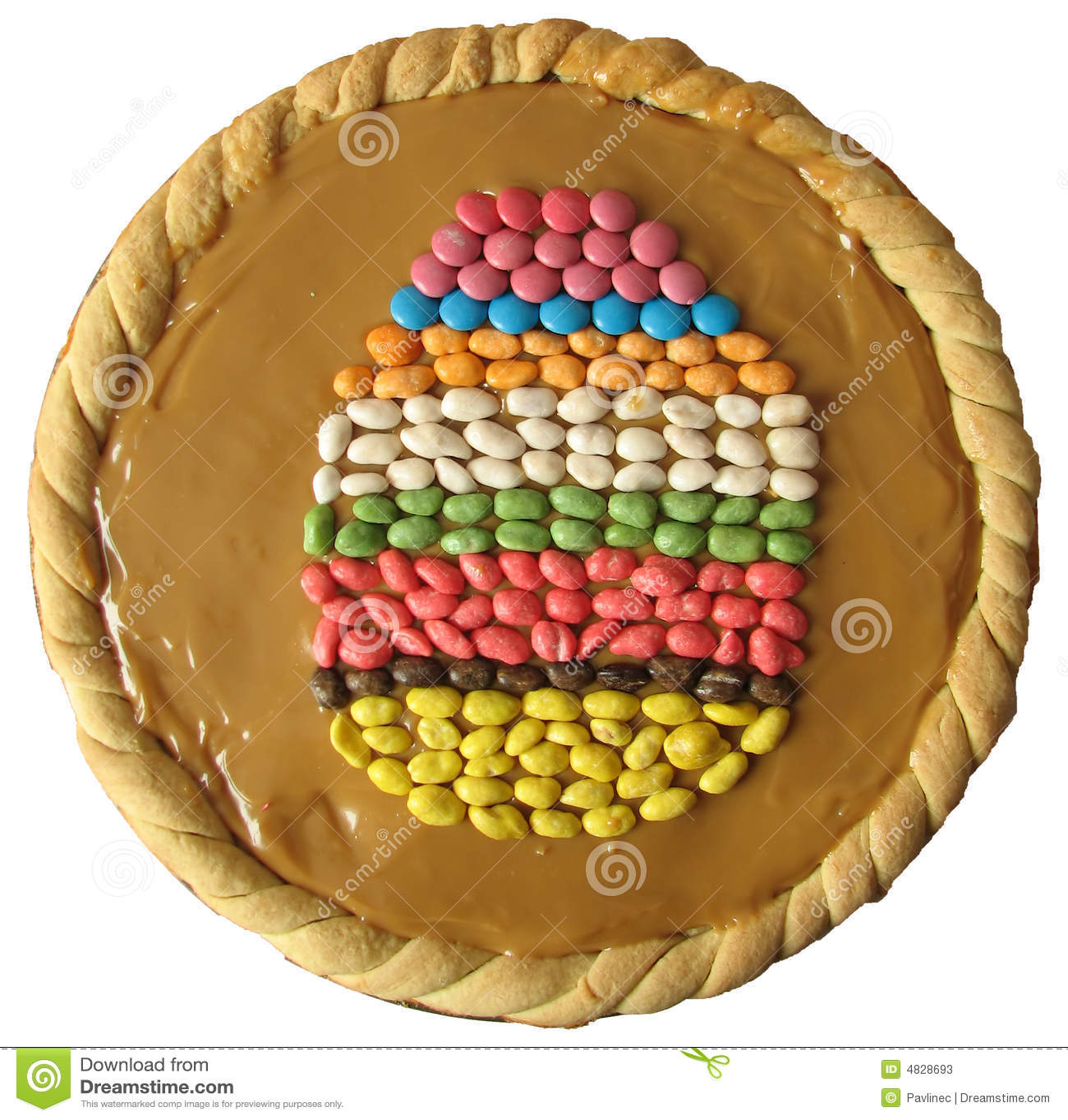 Gâteau 1 de Pâques