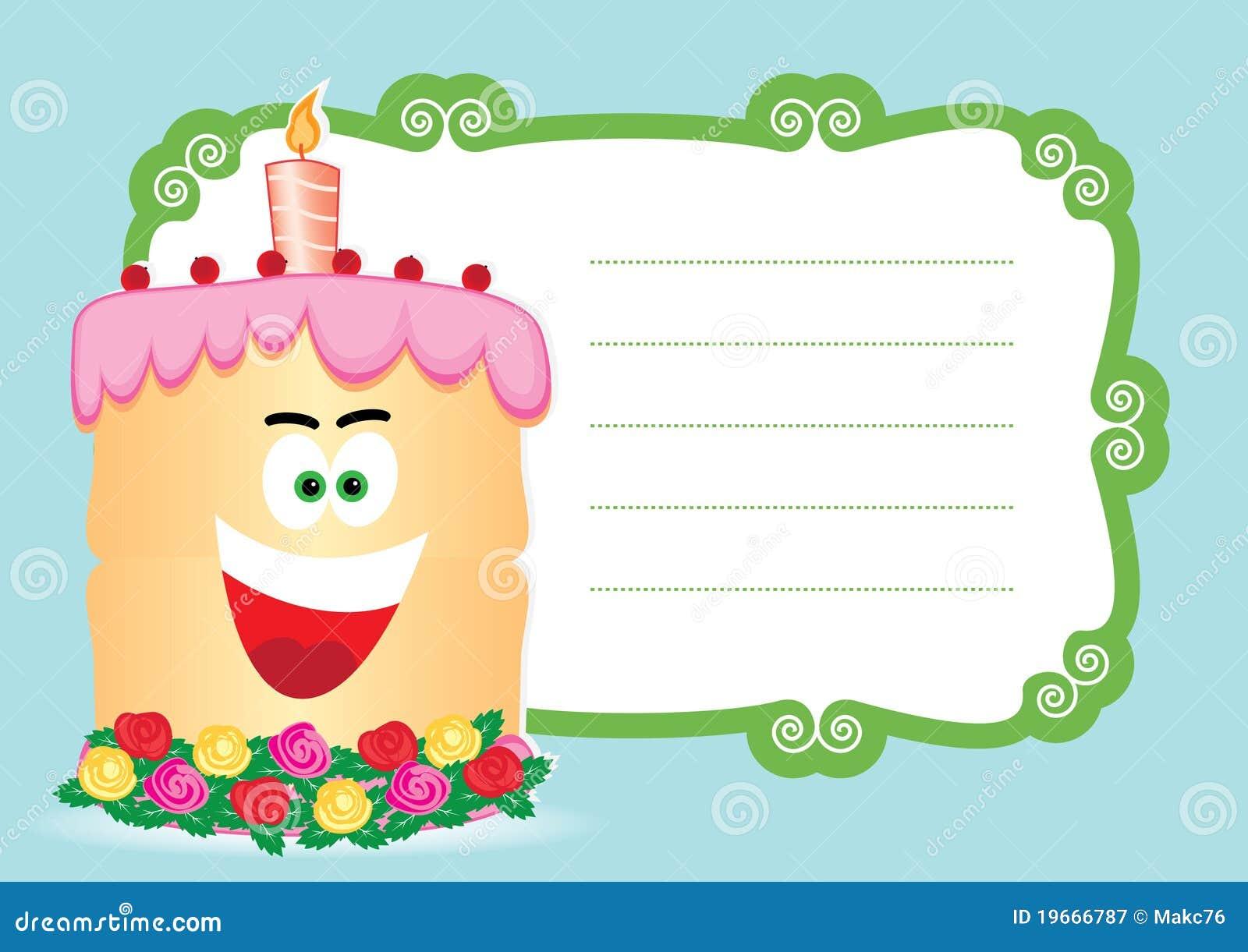 carte postale pour un anniversaire