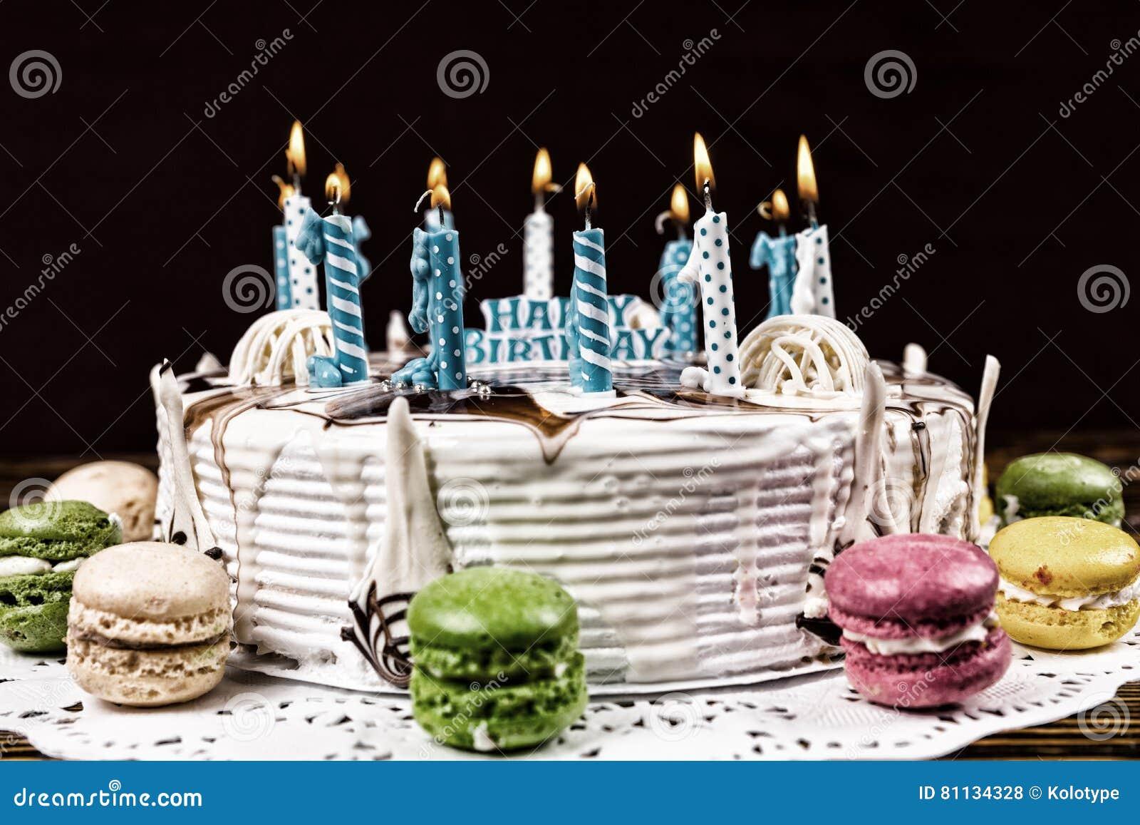 Bon gateau anniversaire