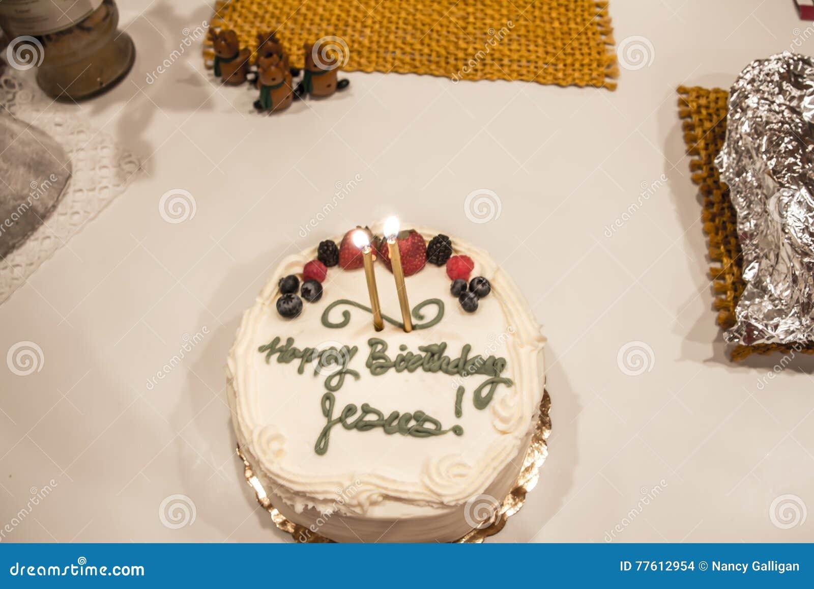 Gateau anniversaire pour noel