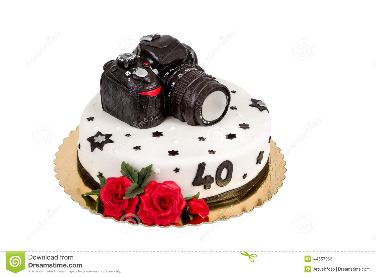 Canon Camera Cake Images