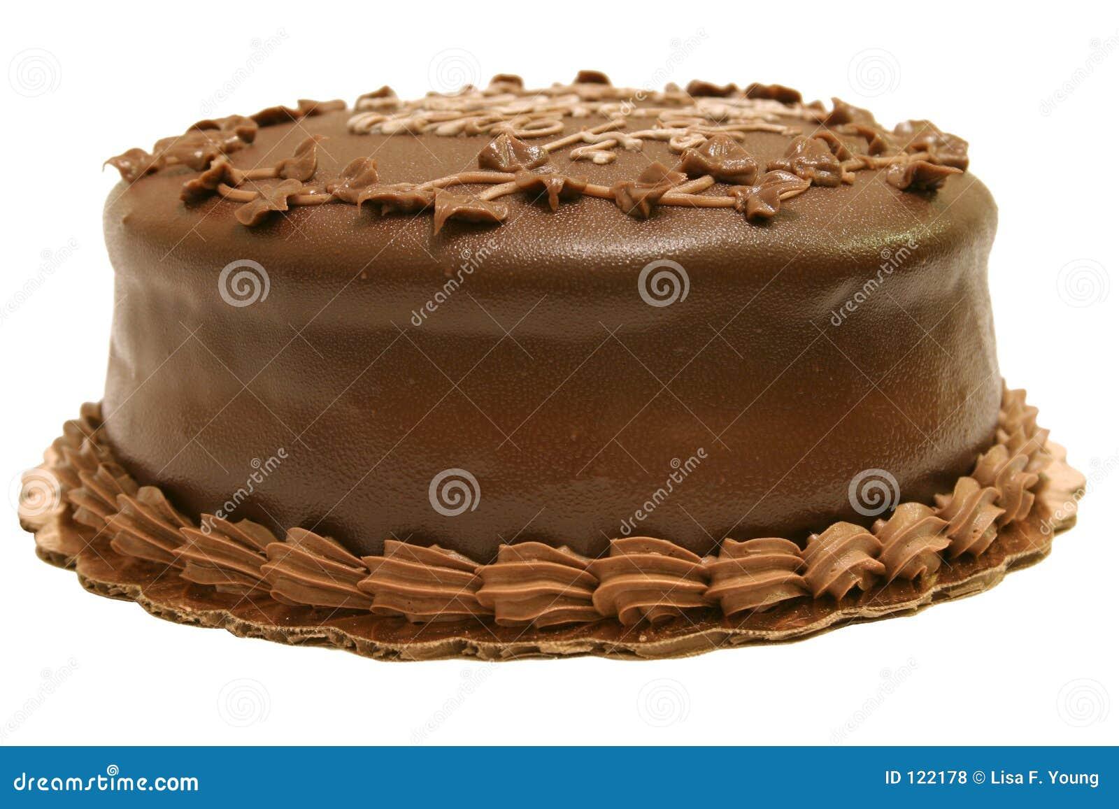 Gâteau de chocolat - entier