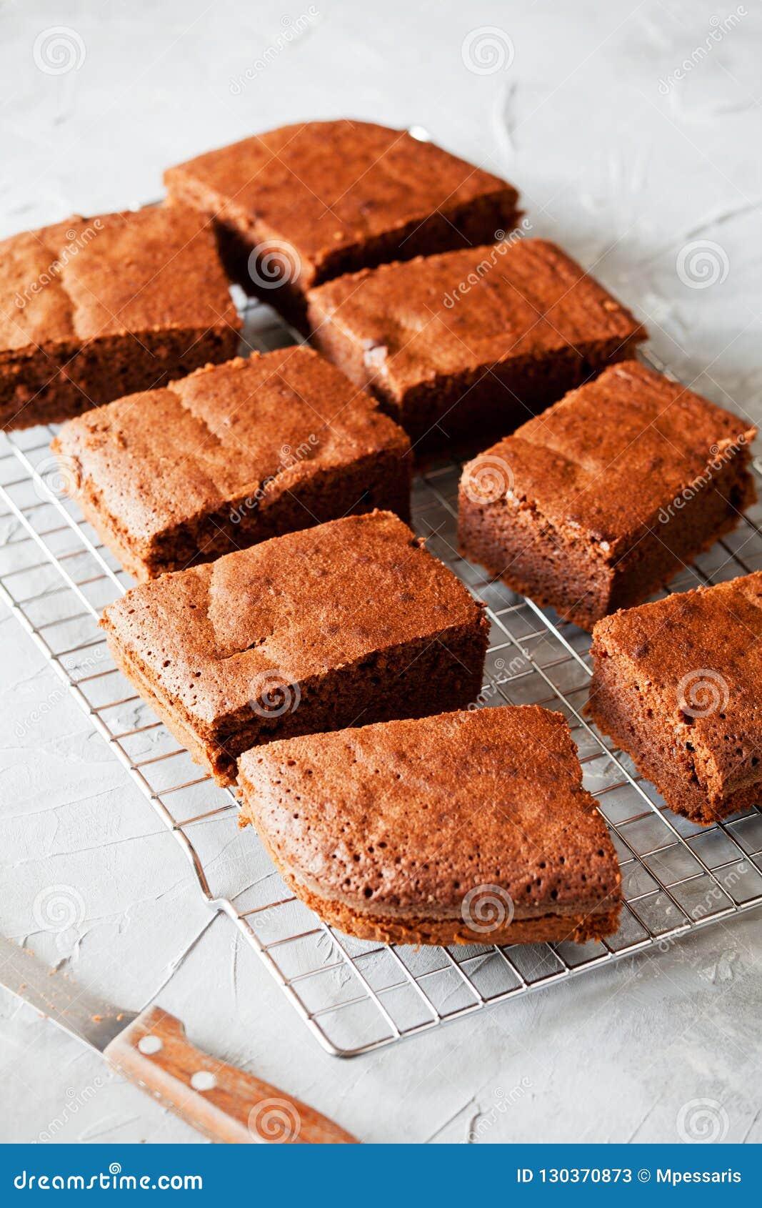 Gateau De Chocolat Fait Maison Image Stock Image Du Chocolat Gateau 130370873