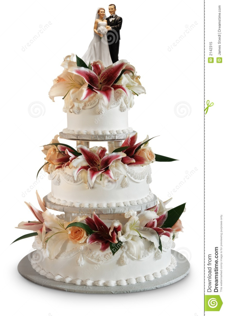 Wedding Cake Editorial