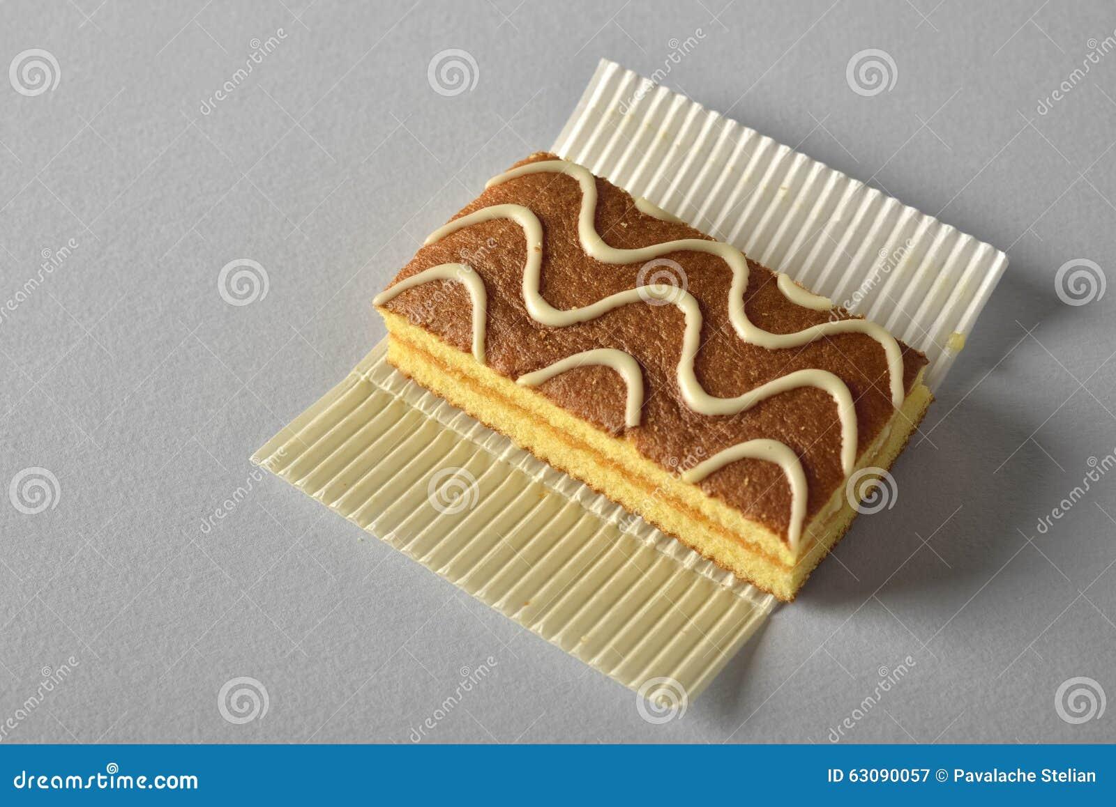 Download Gâteau de Mini Cream image stock. Image du crème, breakfast - 63090057