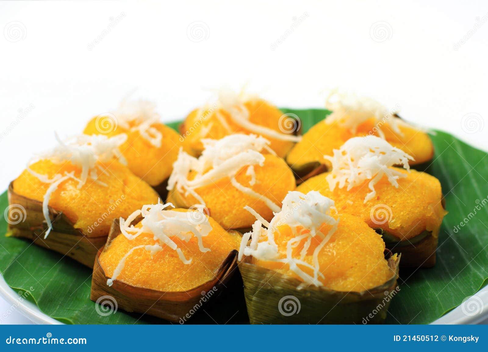 G teau de palmier sucre avec la noix de coco - Palmier noix de coco ...