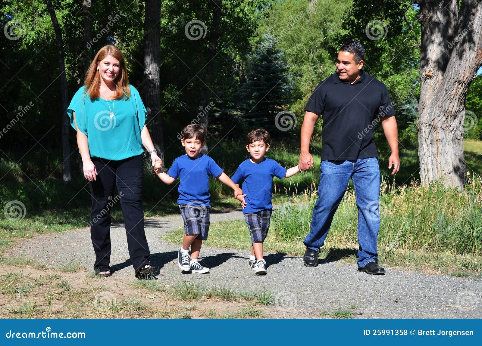 Gå för familj