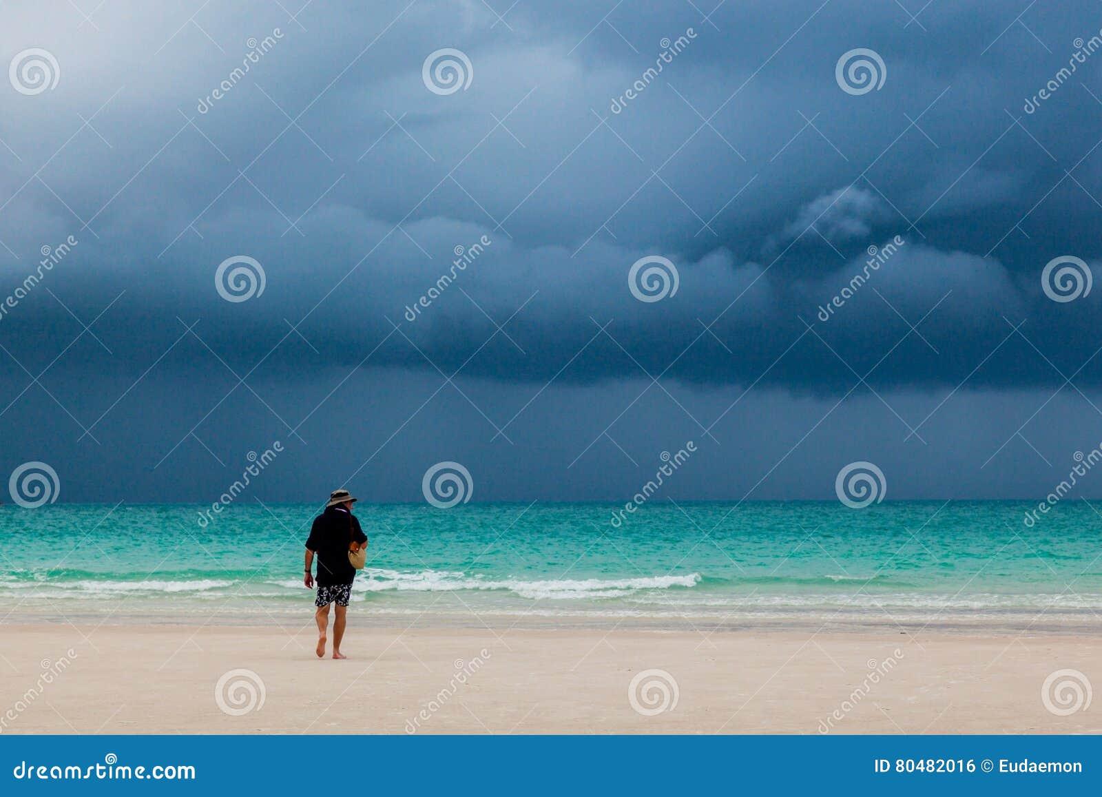 Gå för strandman