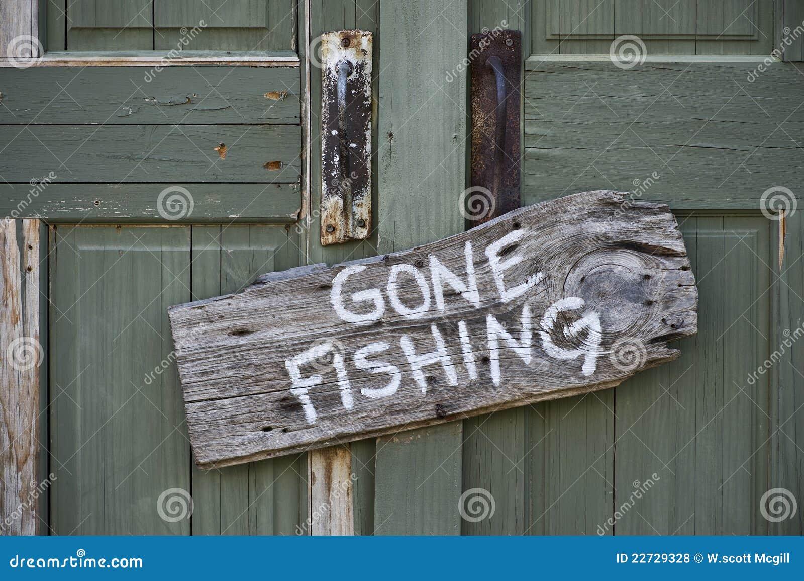 Gånget fiska