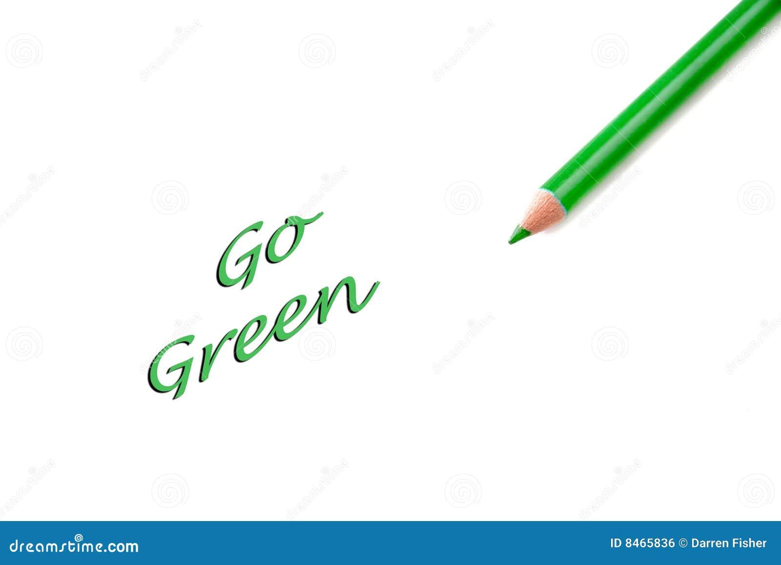 Går green