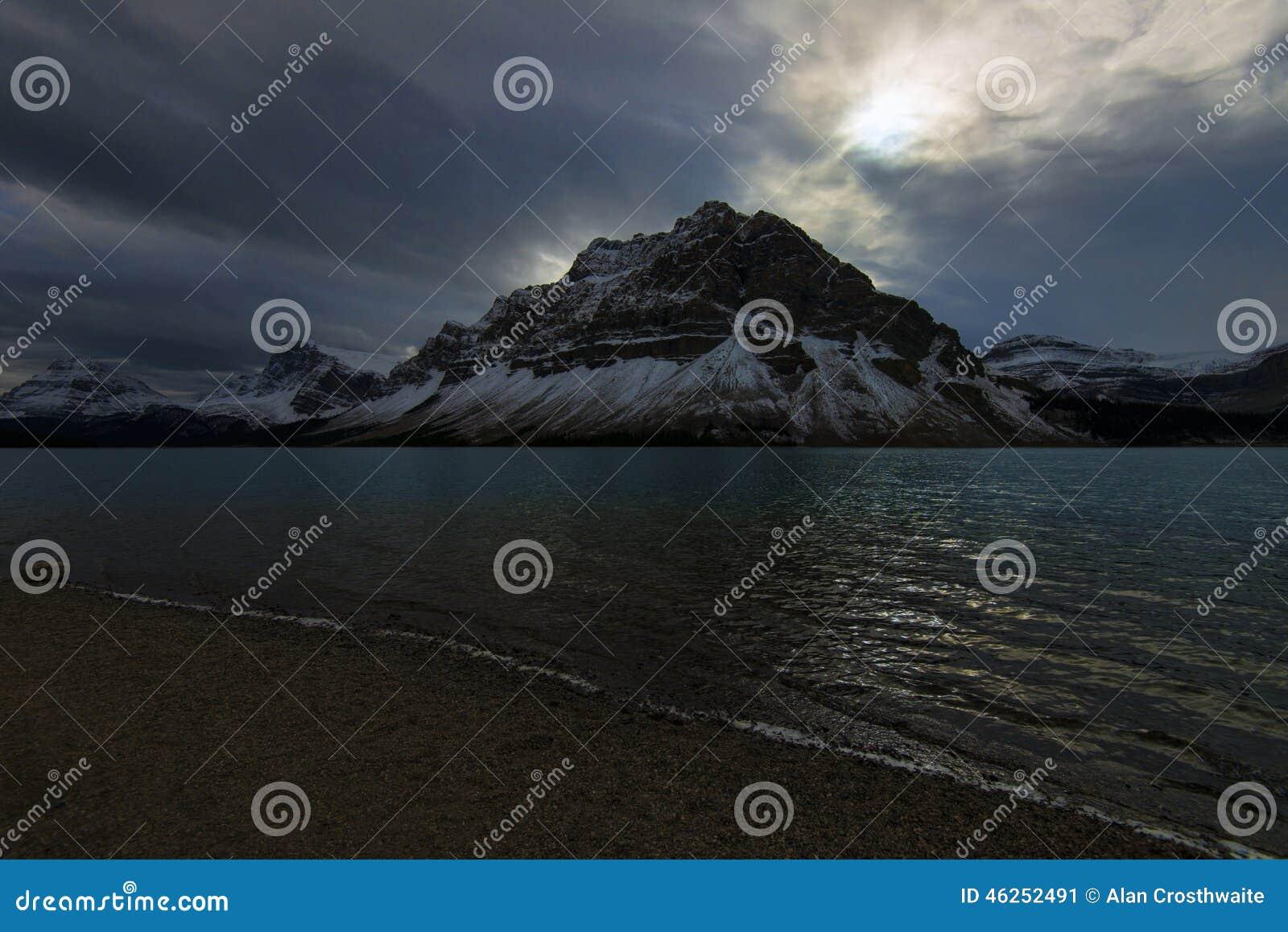 Gåta på pilbåge sjön