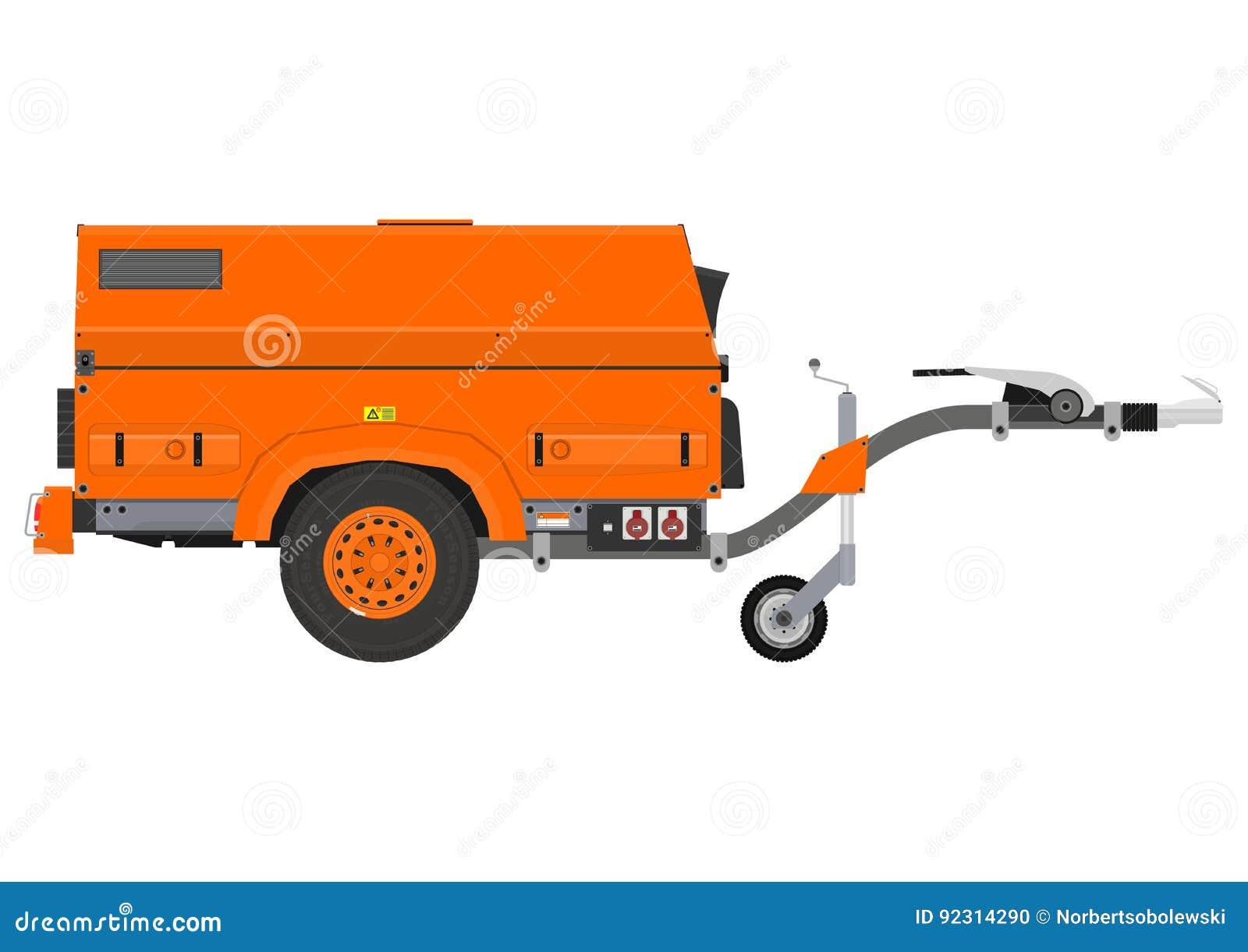 Générateur mobile