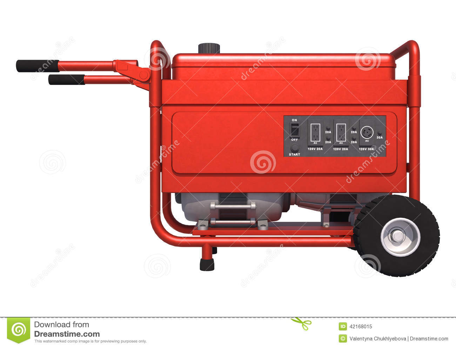 Générateur portatif