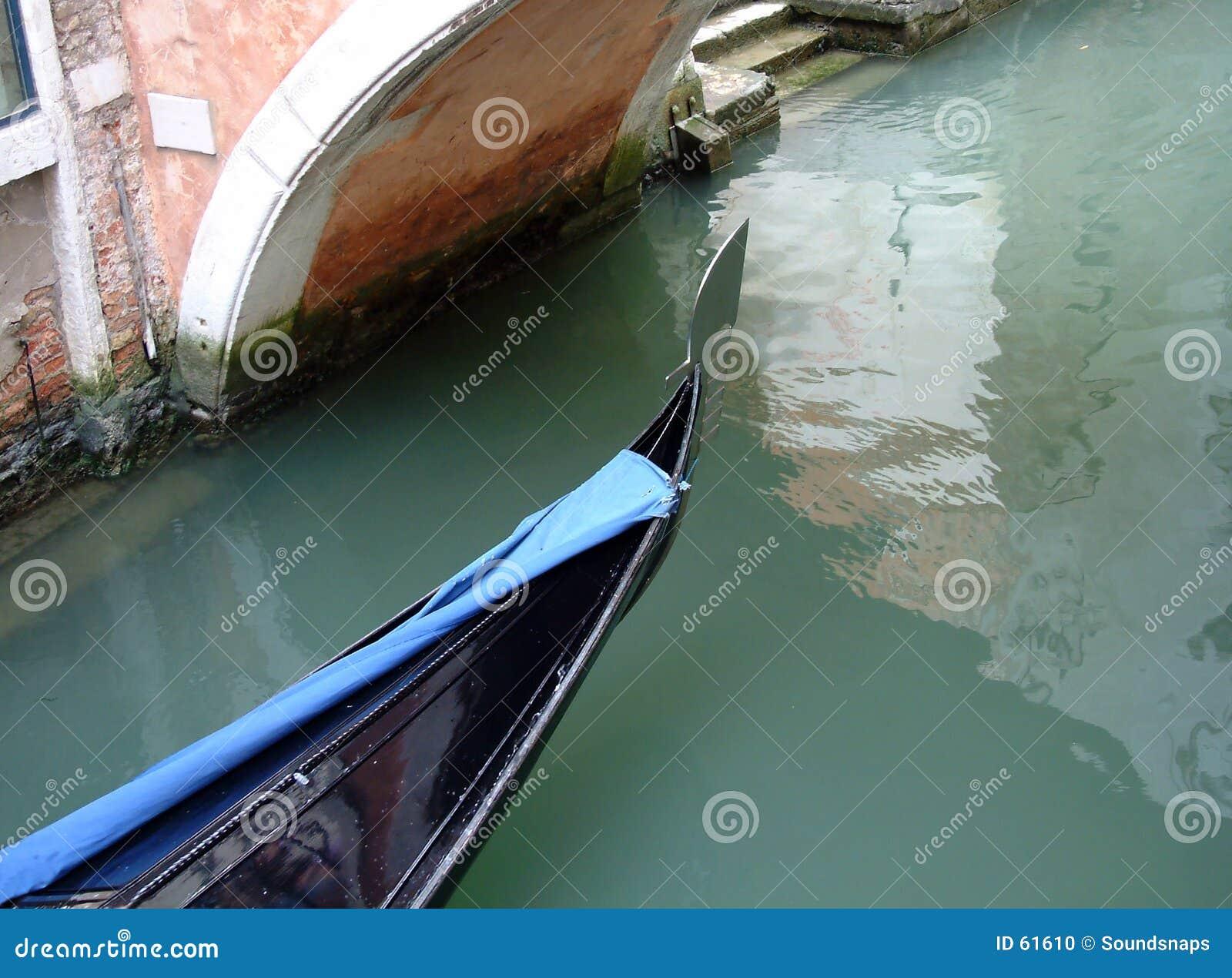 Góndola de Venecia