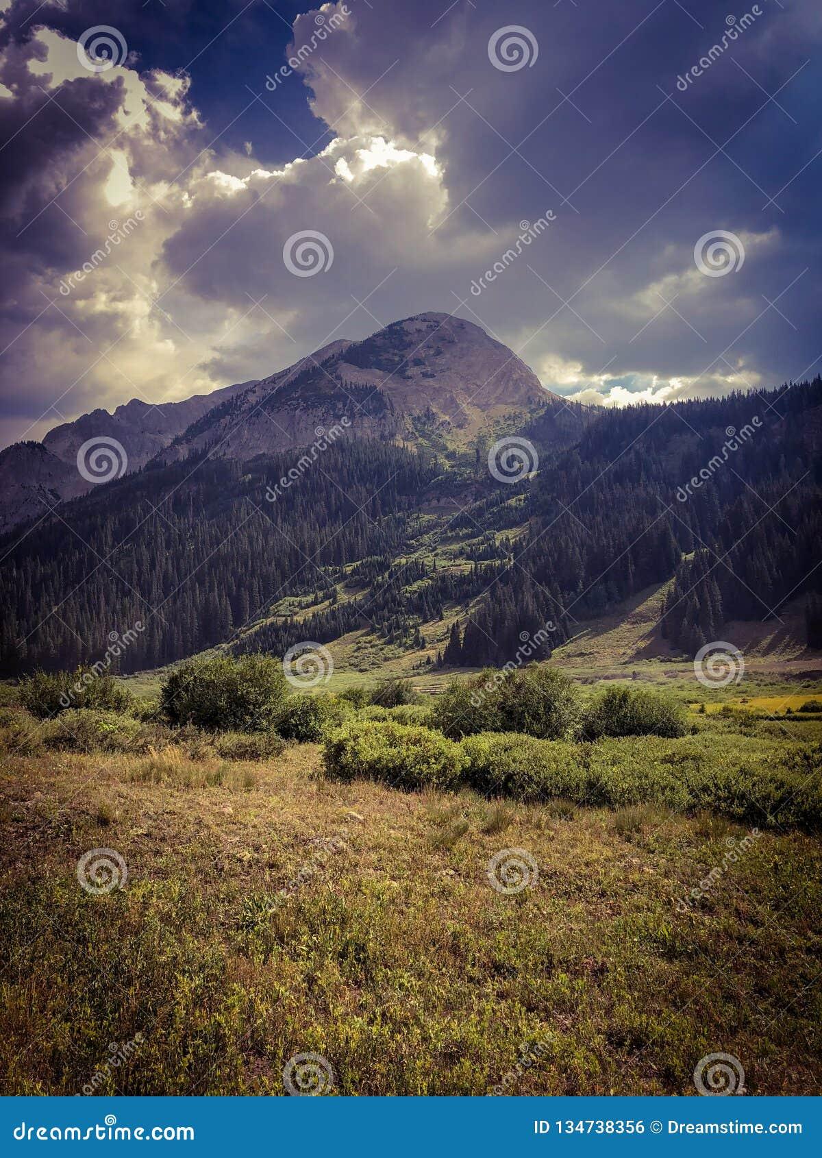 Góra baldy Colorado
