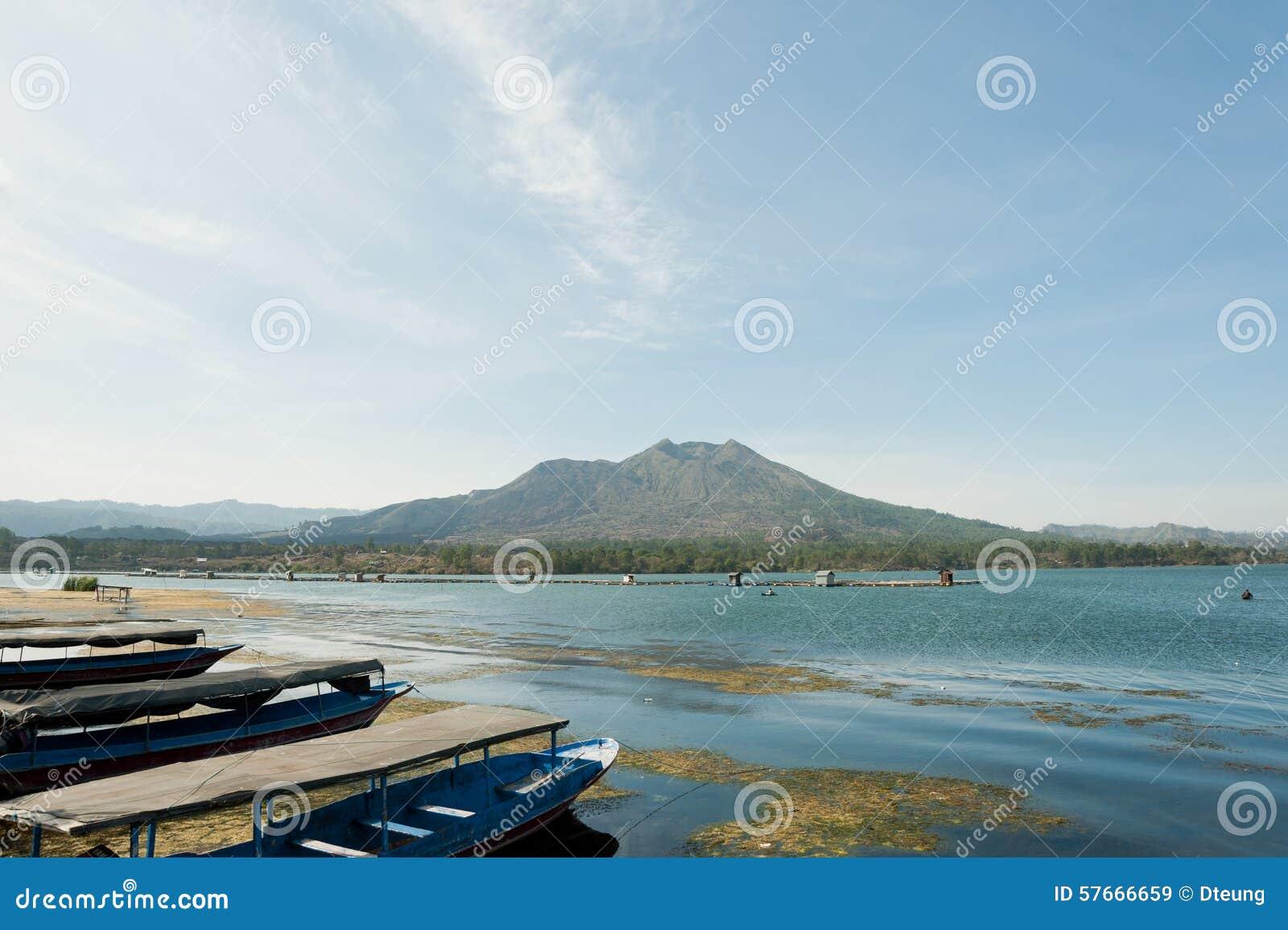 Góra Batur 1