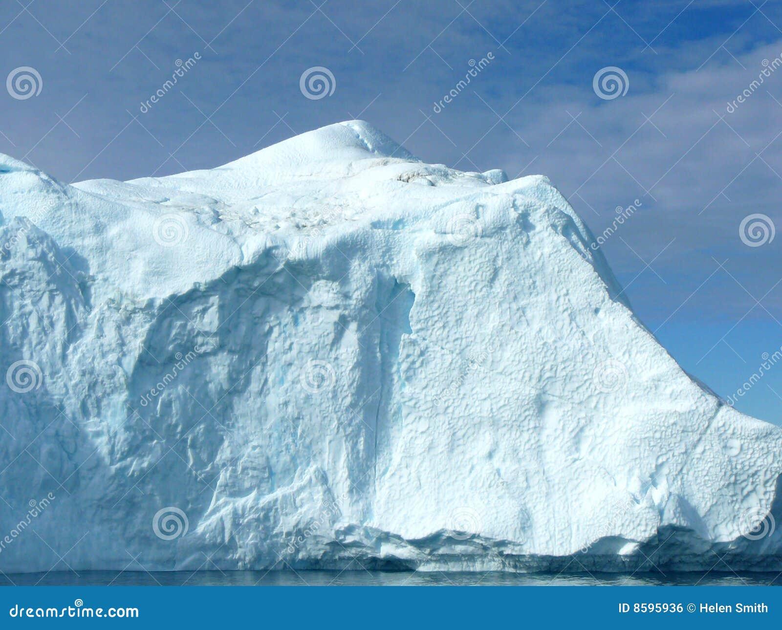 Góra lodowa (1) ampuła