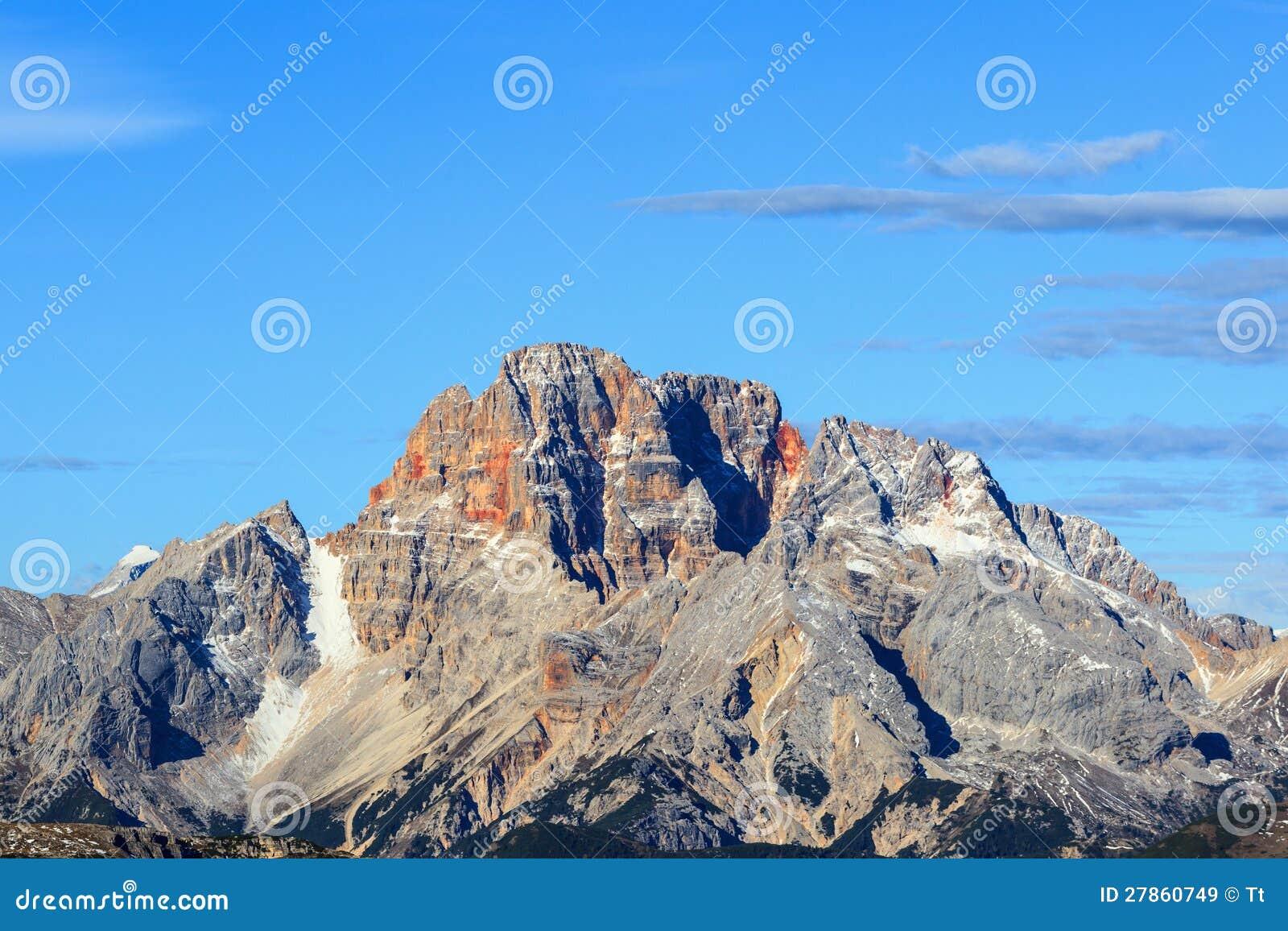 Góra szczyt