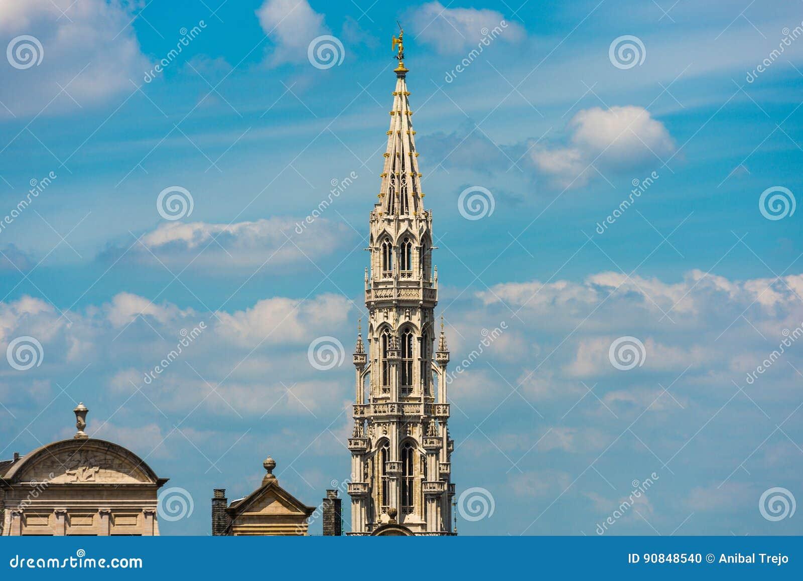 Góra sztuki w Bruksela, Belgia