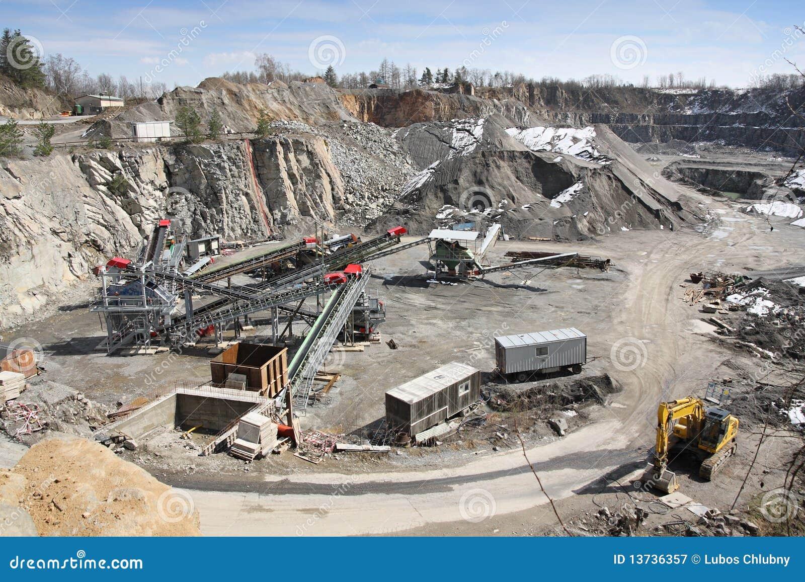 Górniczy łup