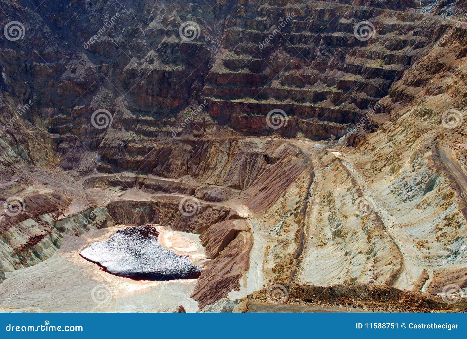 Górniczy rockowi kroki