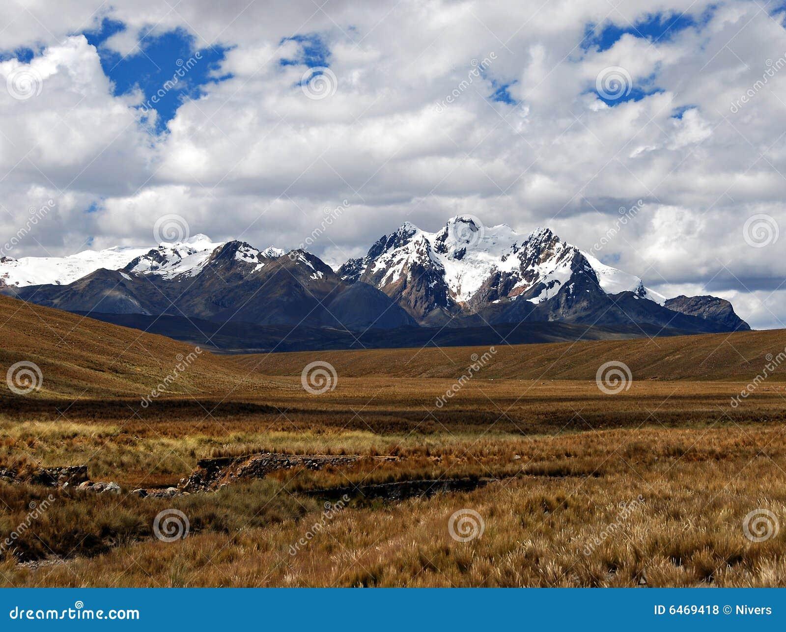 Góry andy
