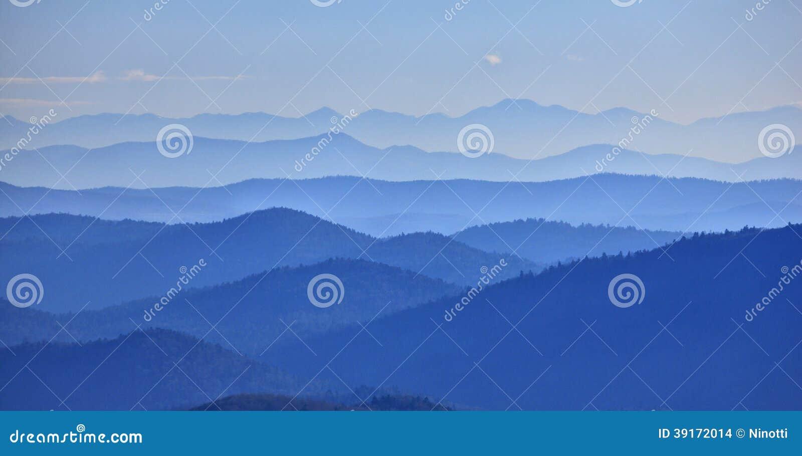 Góry dolinne