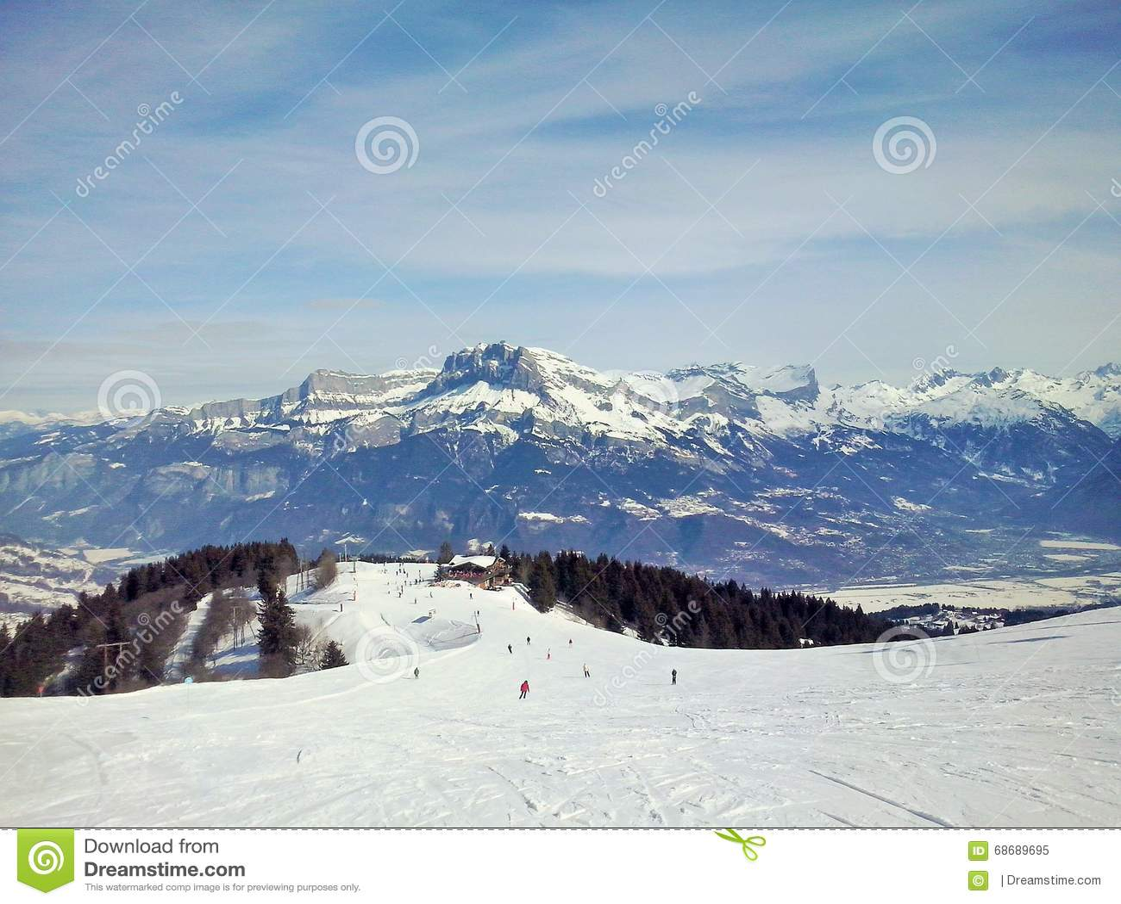 Góry Megeve, Francja